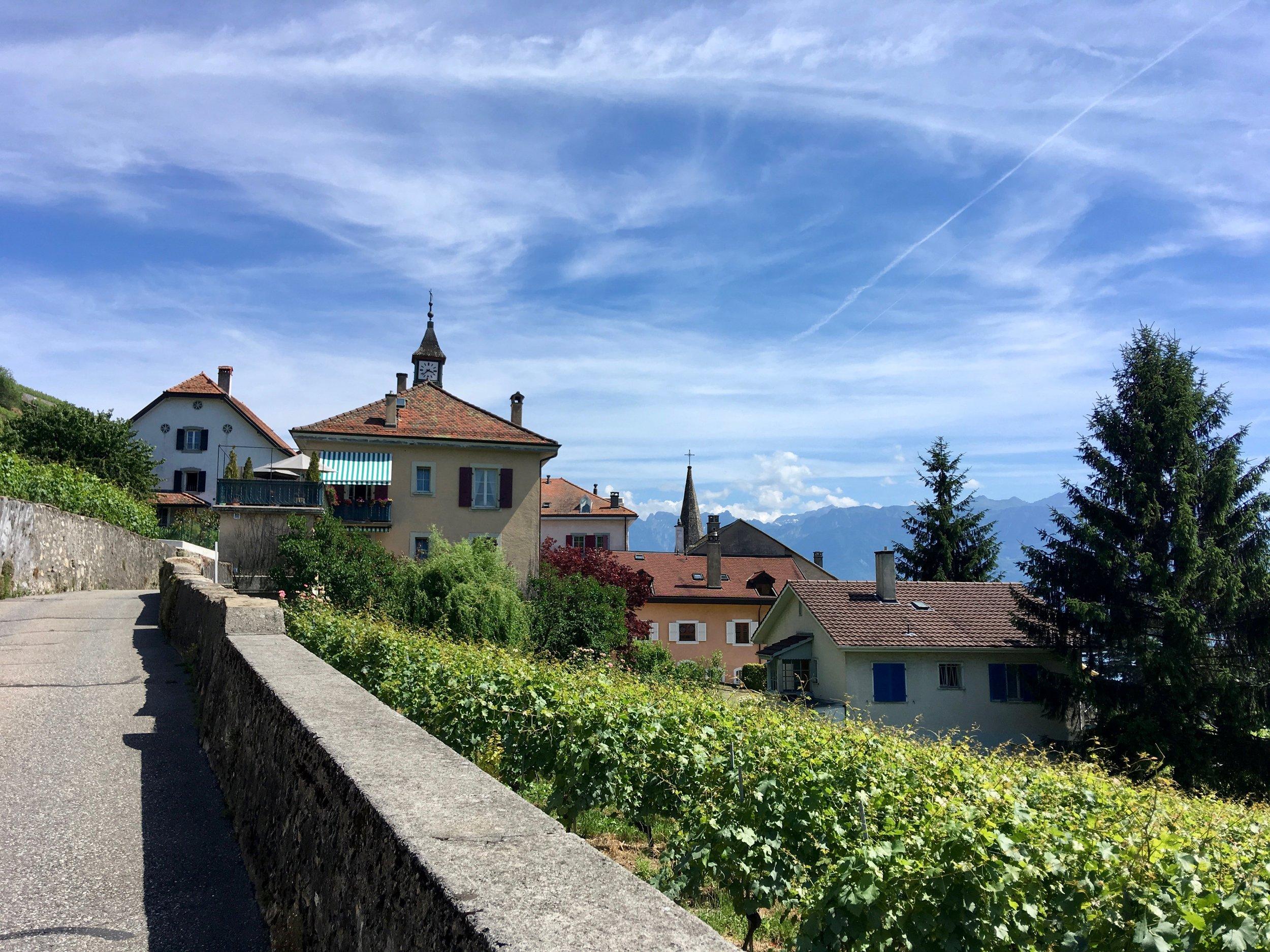 Villette, Switzerland