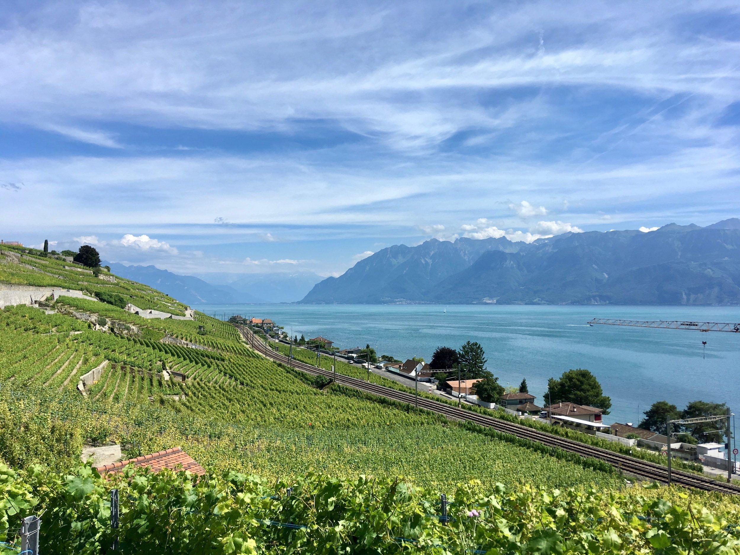 Cully, Switzerland