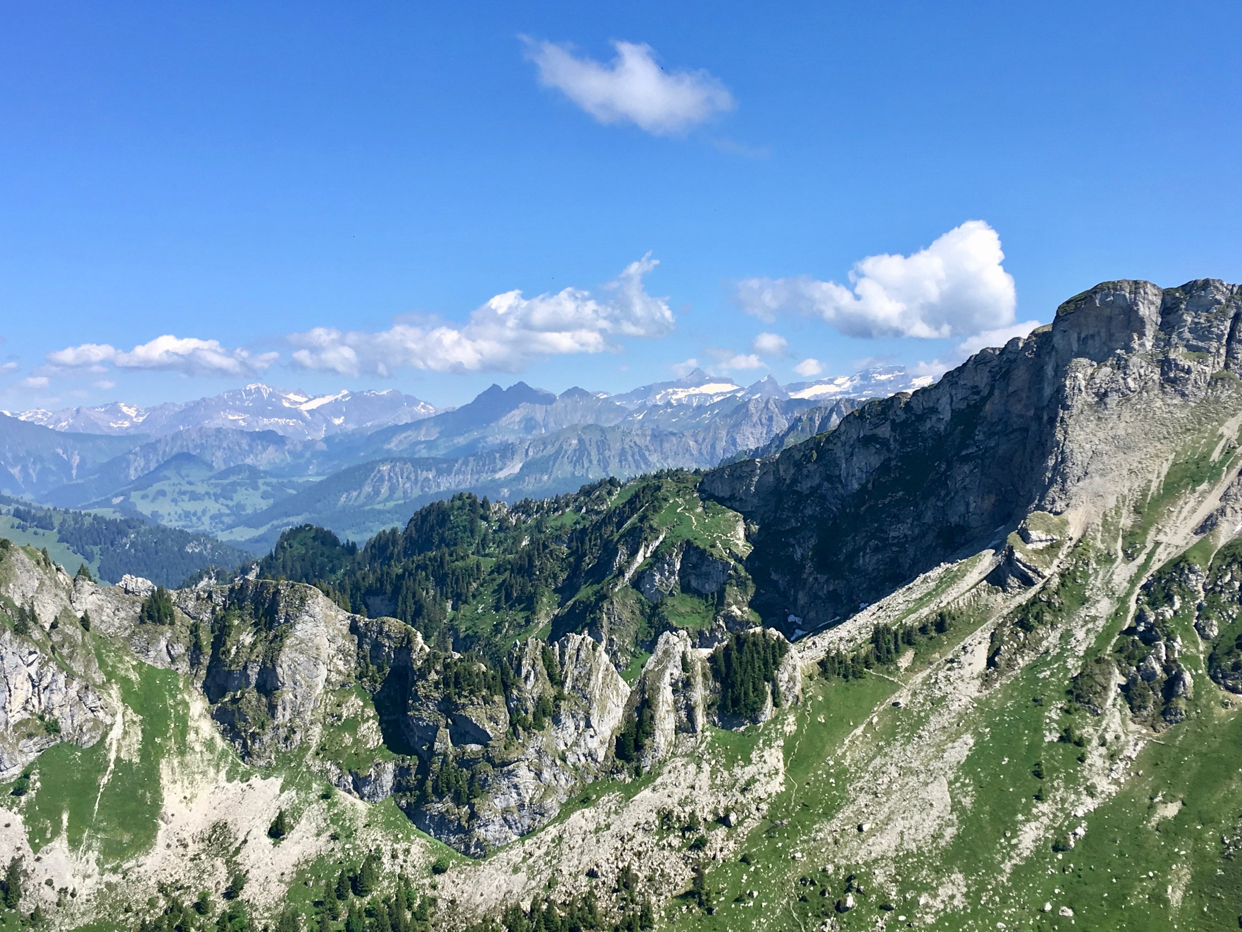 Rochers de Naye - Caux, Switzerland