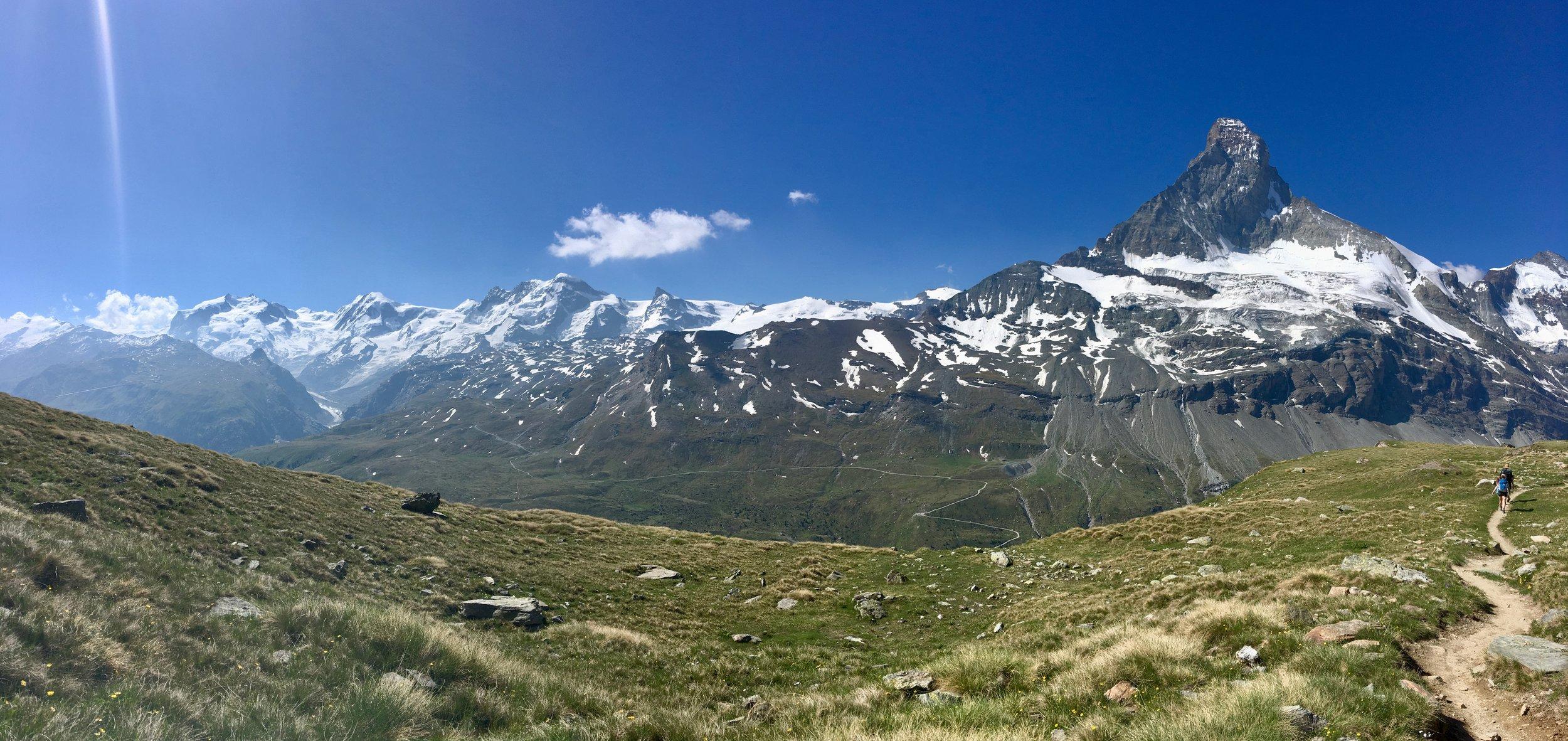 The Matterhorn- Zermatt, Switzerland