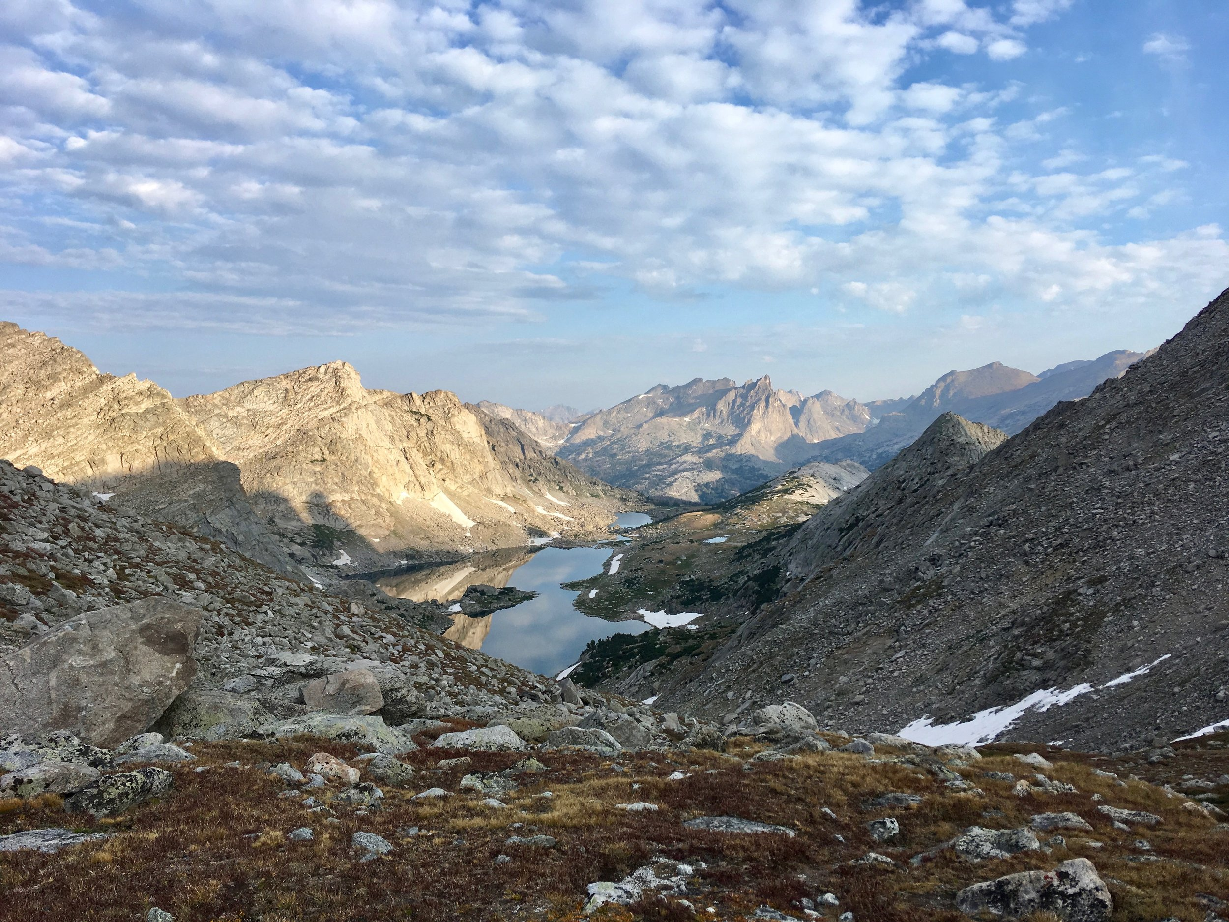 The Wind River Range, WY