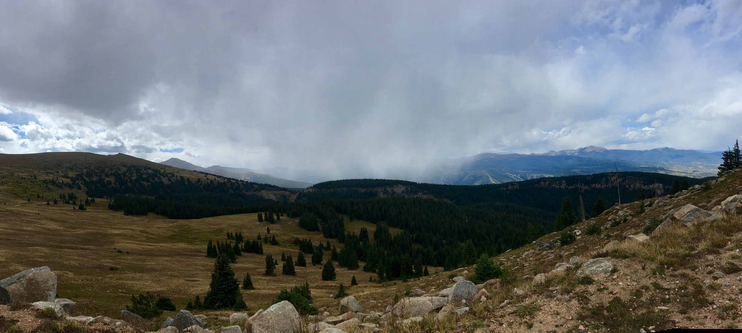 Arapaho National Forest, CO