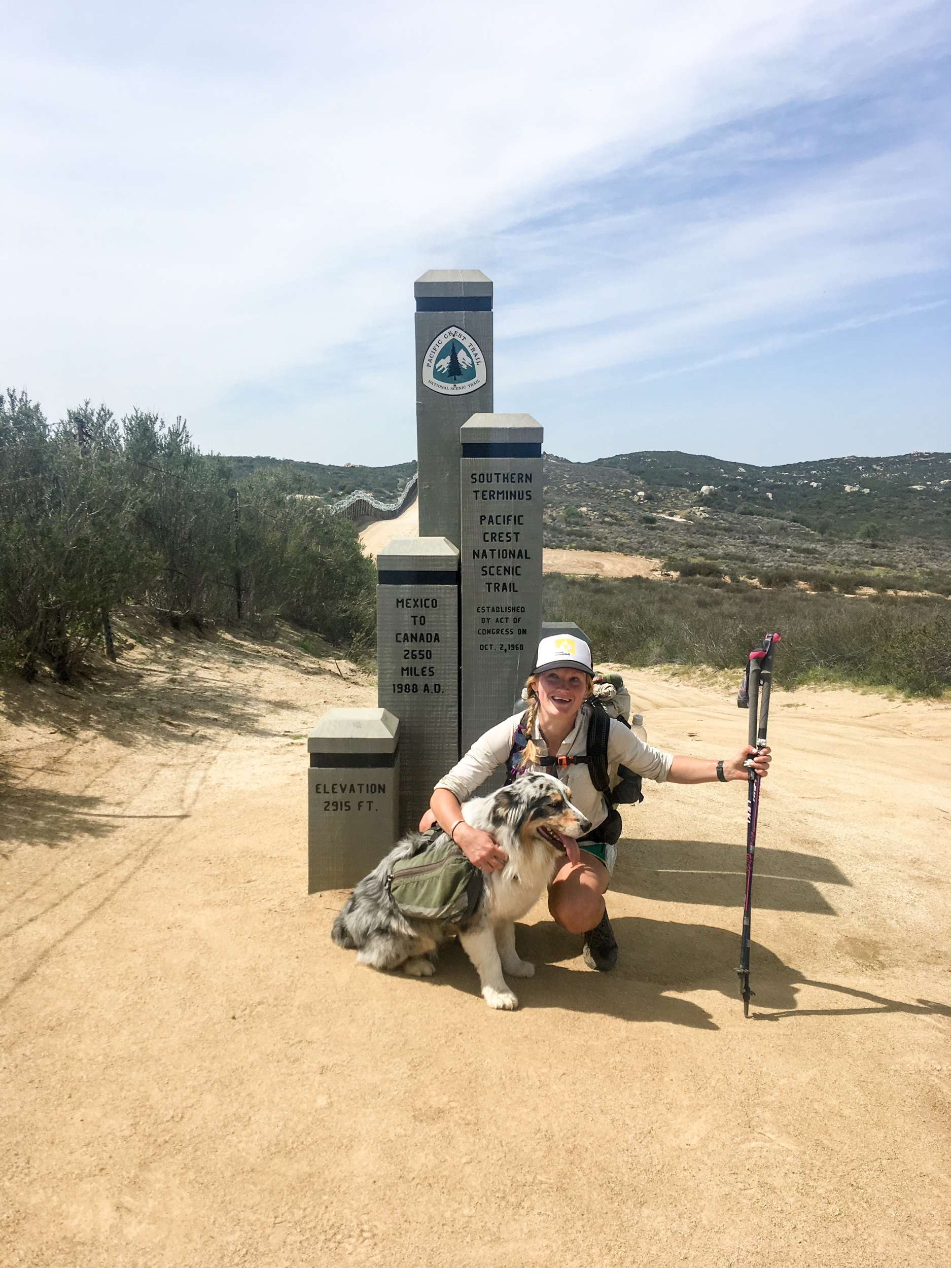 PCT Southern Terminus