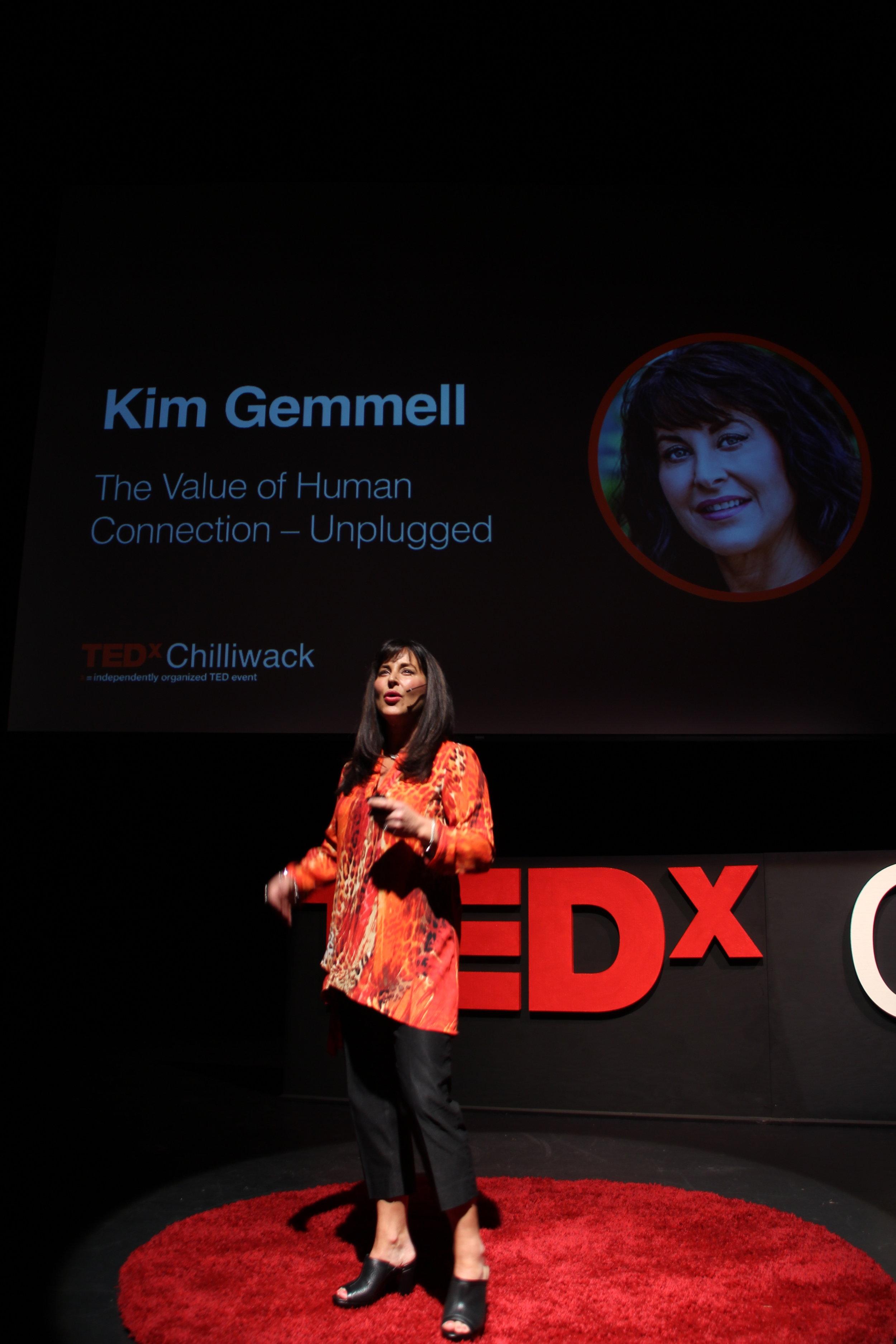 Kim Gemmell