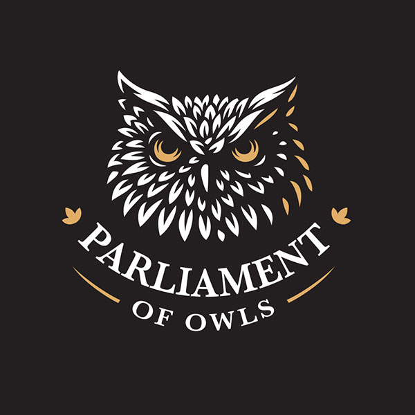 Parliament of Owls - A stunning supergroup featuring Andrew Christopher, Brendan Woodroff, Dylan Weightman and Jamie Rowe.