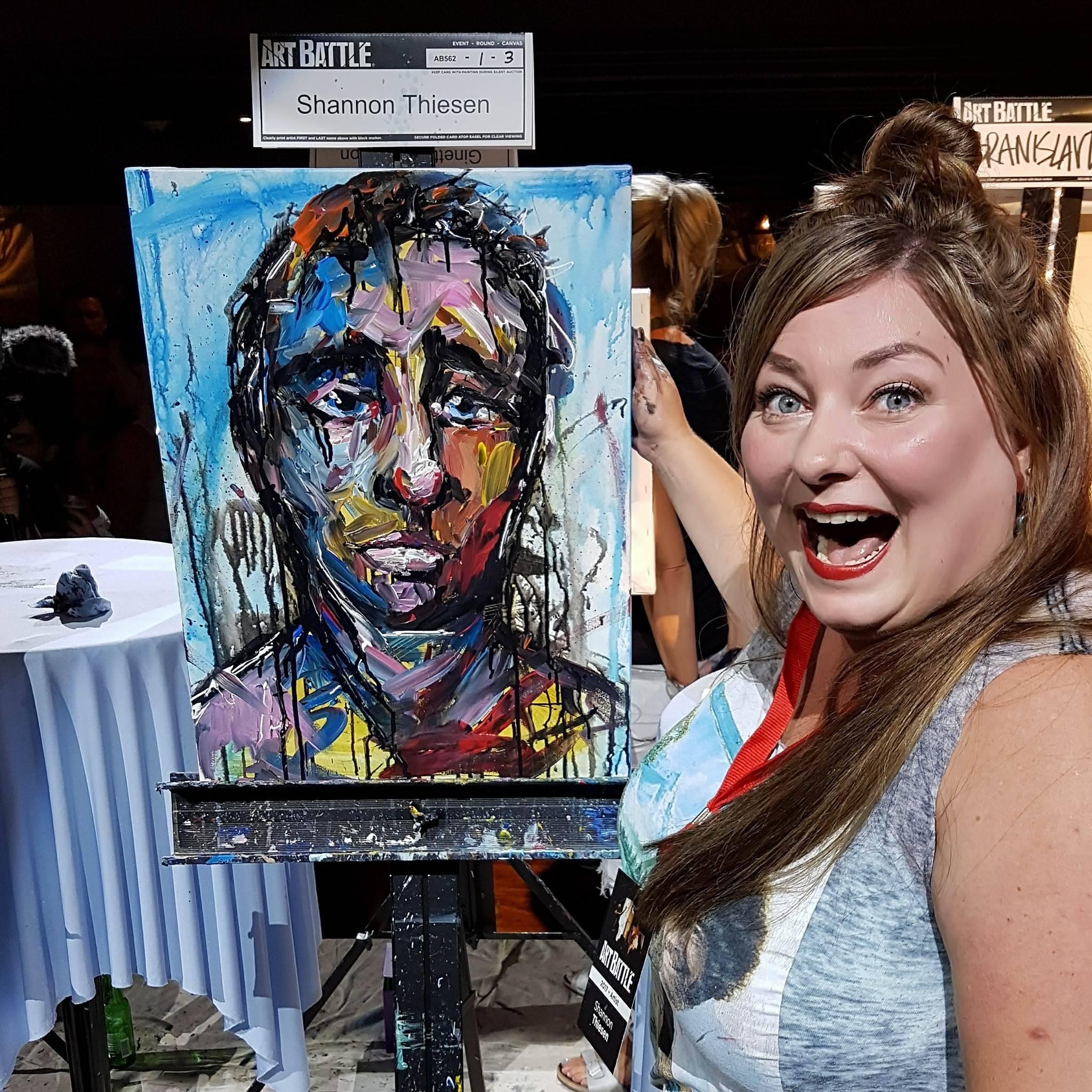 Shannon Thiesen - Artist