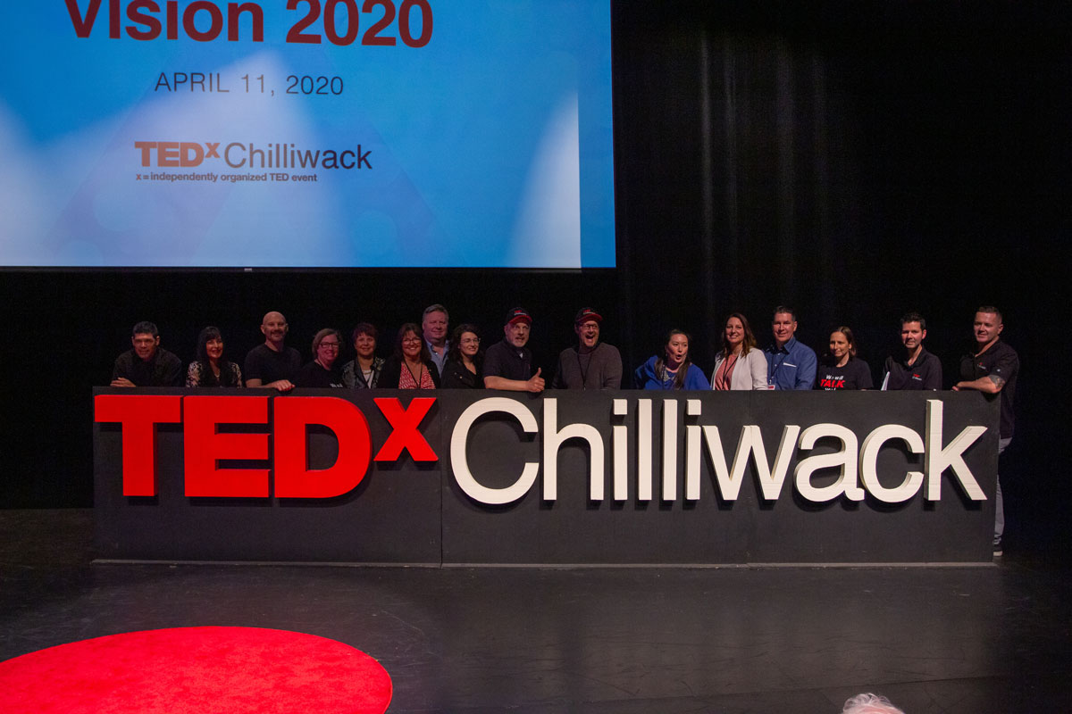 TEDxChilliwack Team