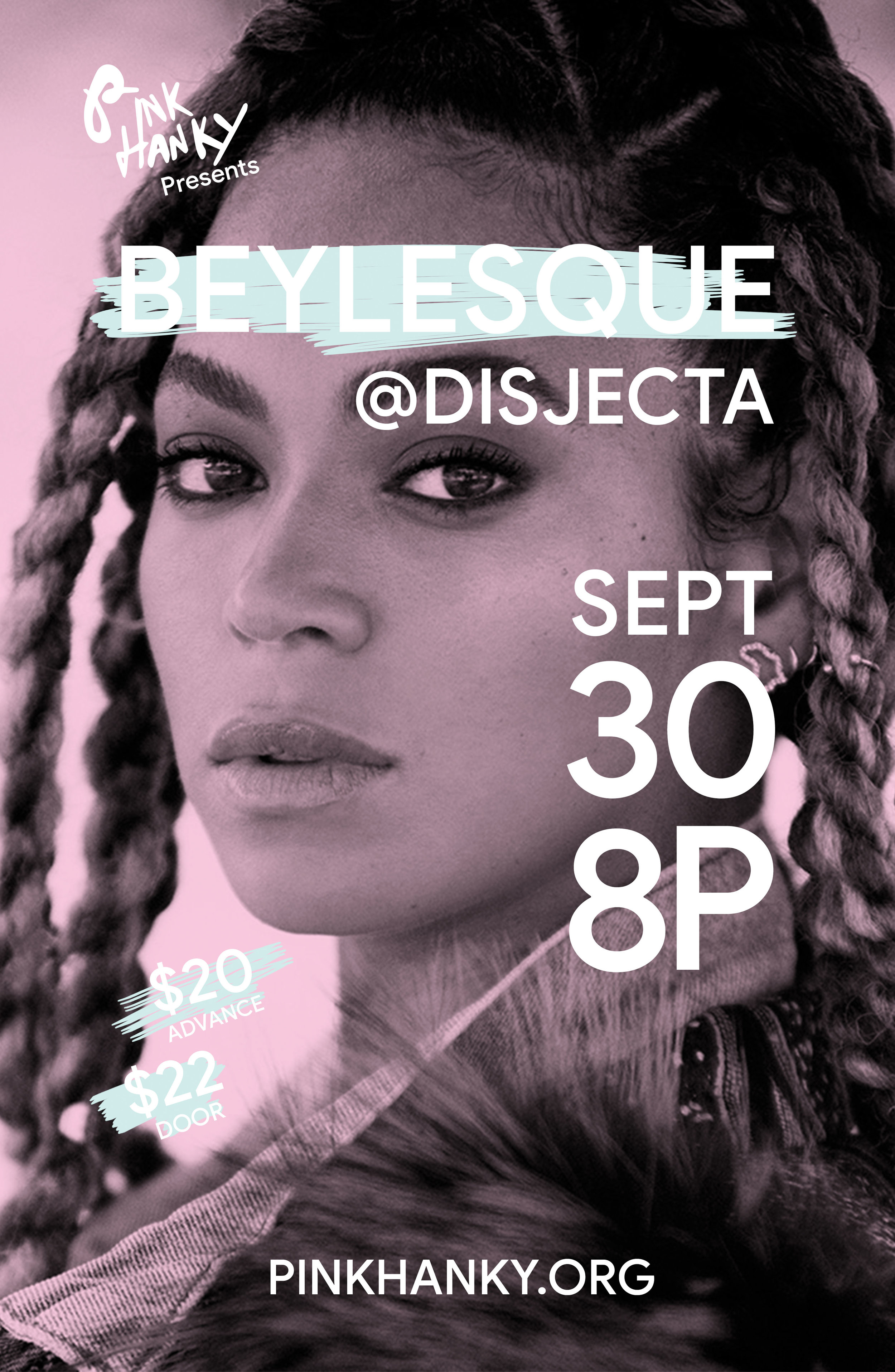 Join us for the 3rd Annual Beylesque! A night of performances dedicated to our Queen.  Buy tickets now!