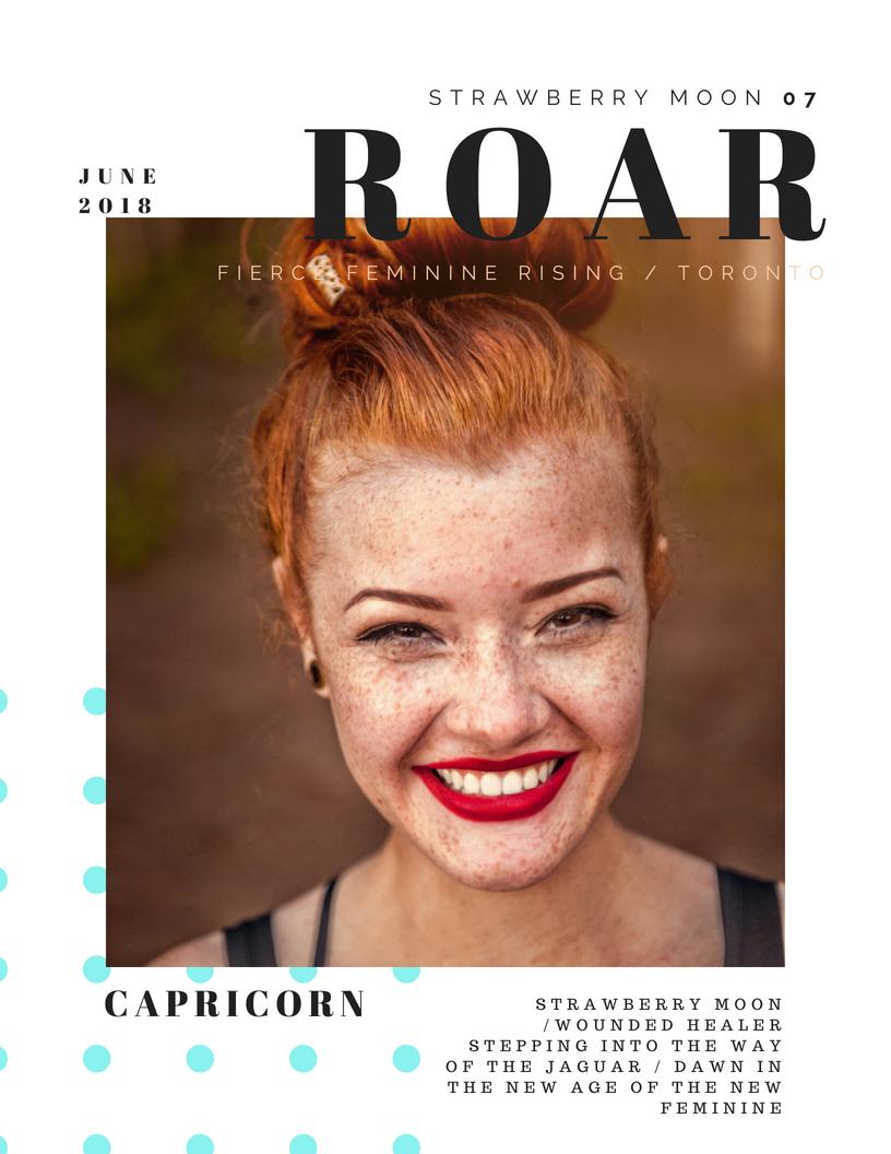 Roar Magazine - Press for Gitana.JPG