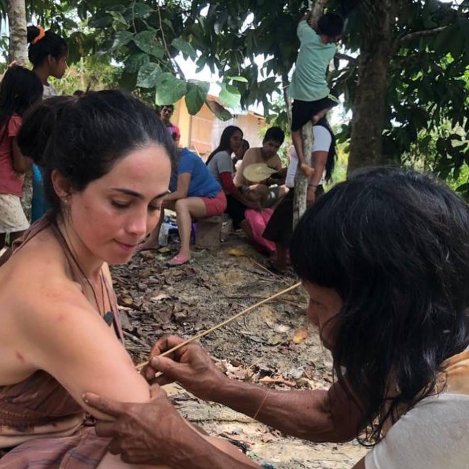 kambo application in the jungle .JPG