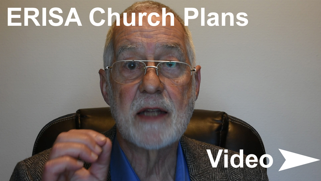 Video : 2:50 minutes. Discussing pending Supreme Court case on ERISA church plans.  Advocate Health Care Network v. Stapleton