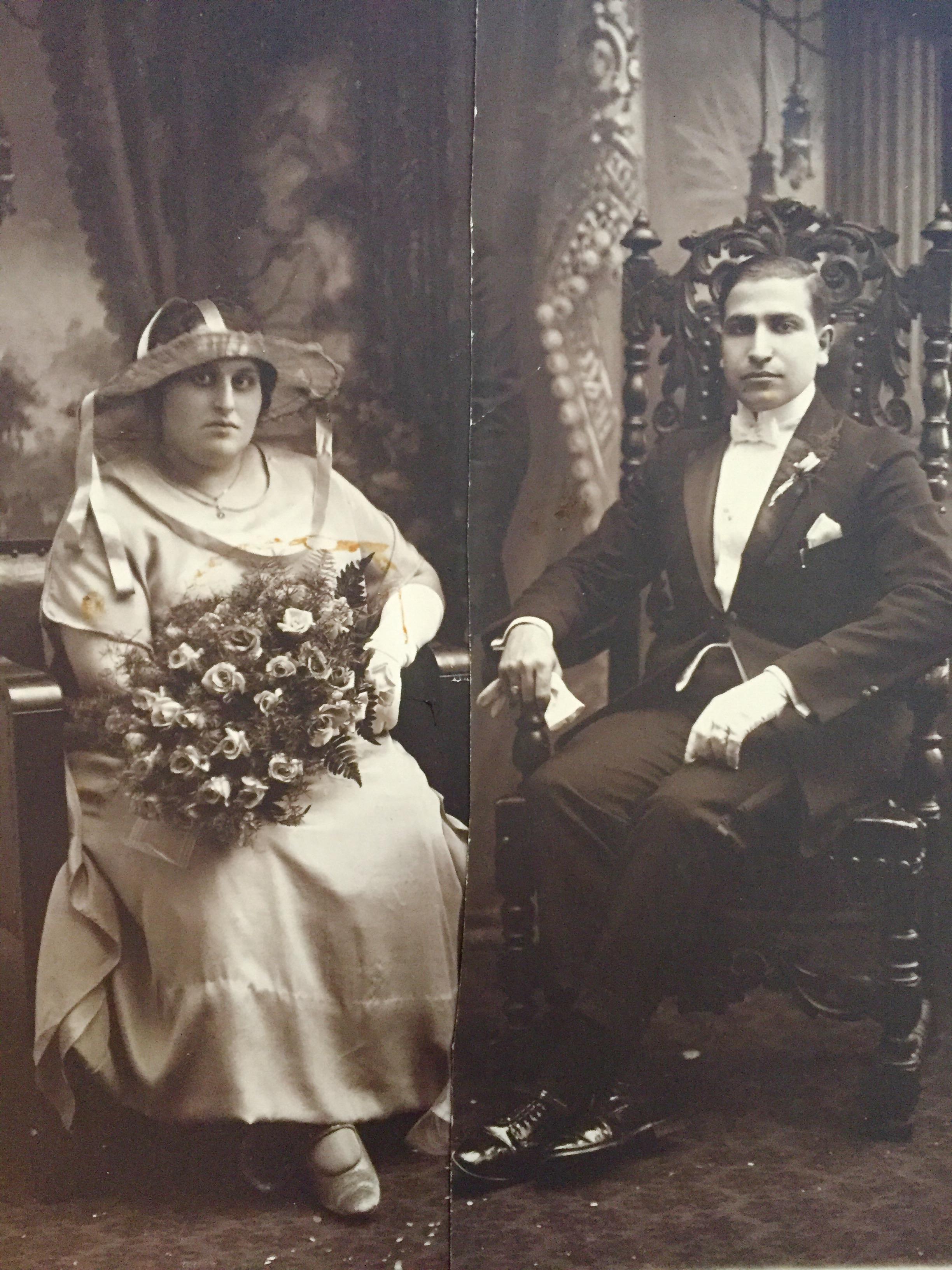 Mary and Arthur Bifano