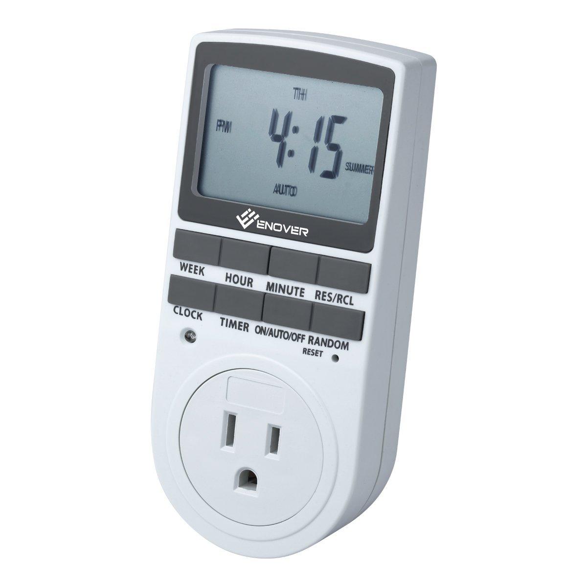 Envier Programmable Light Timer