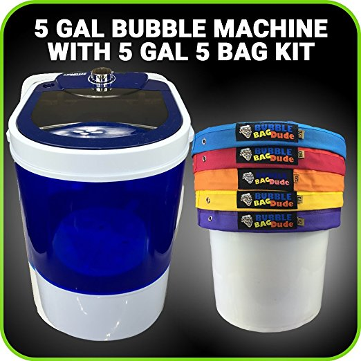 Bubble Hash Machine 5 bag