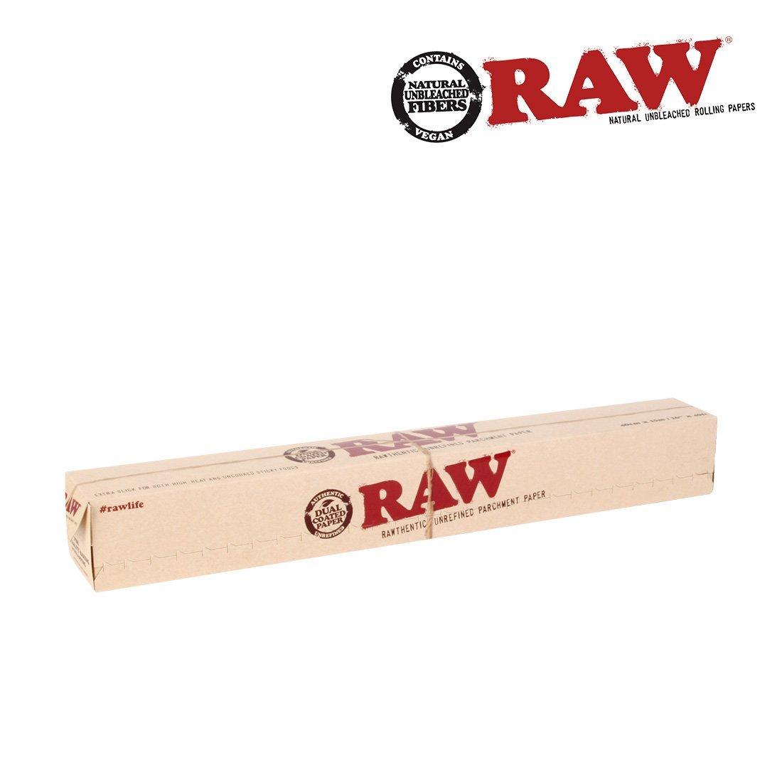 Raw Unbleached Parchment Paper