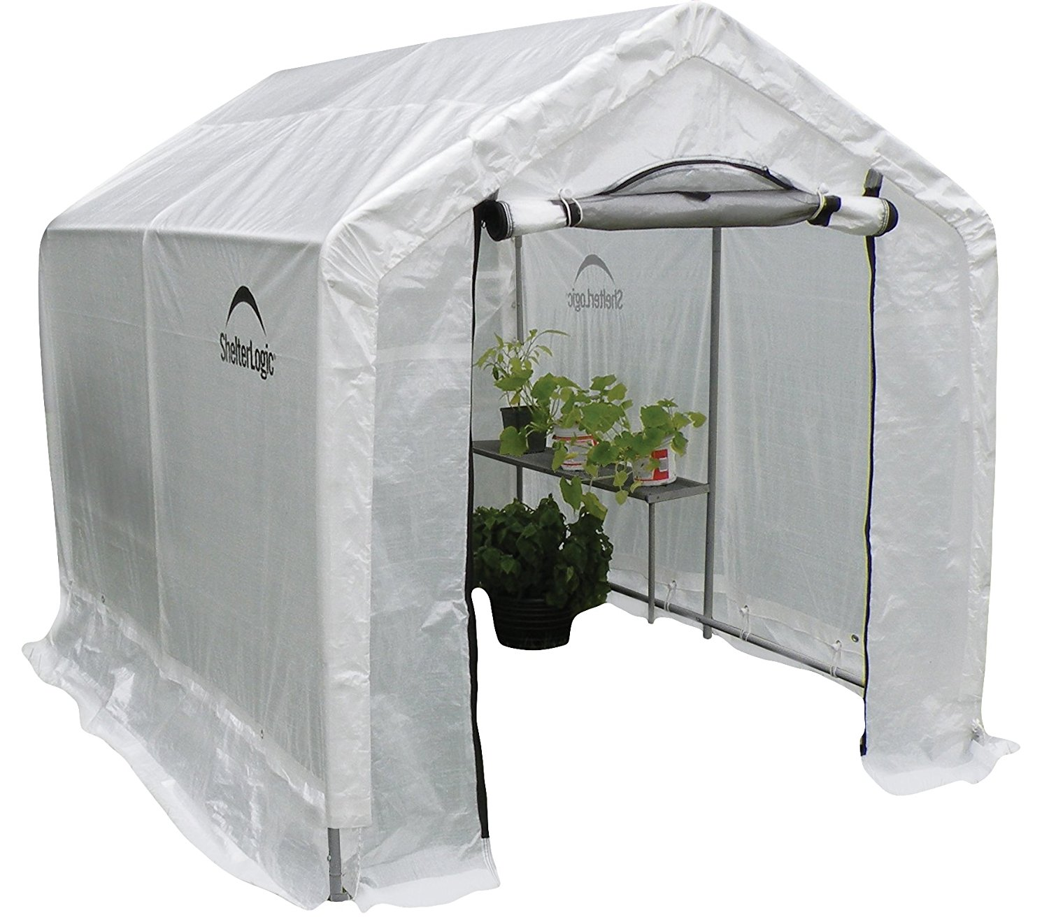 small shelter logic greenhouse