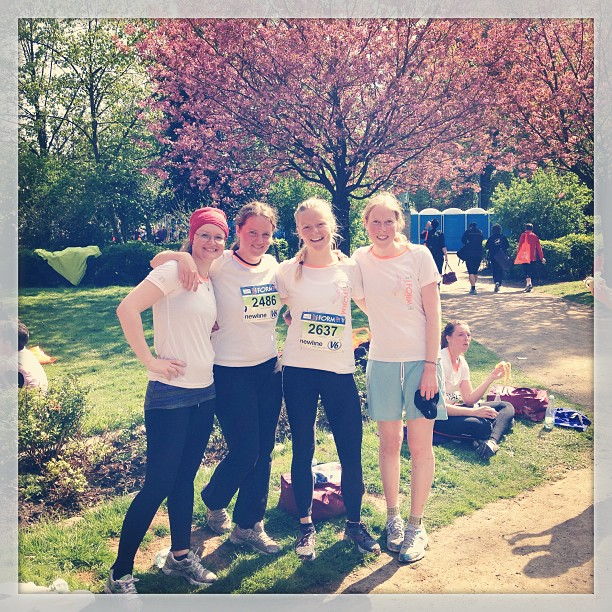 First ever 10k with my nordic faves