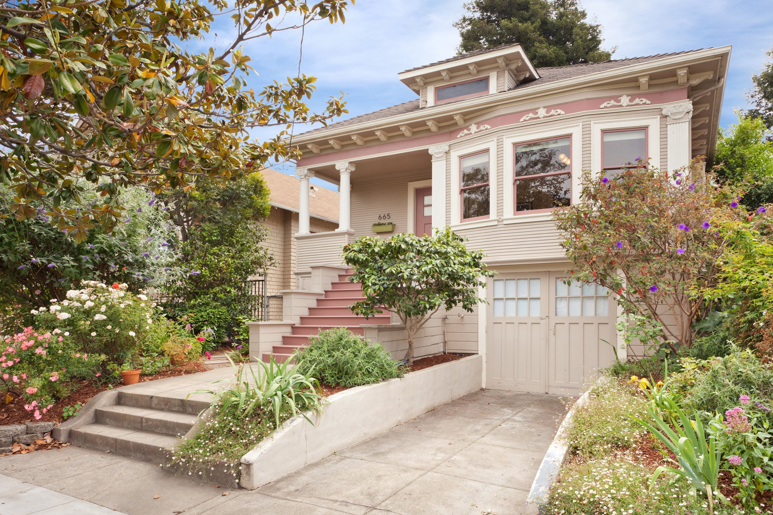SOLD | 665 55TH STREET, OAKLAND $1,050,000