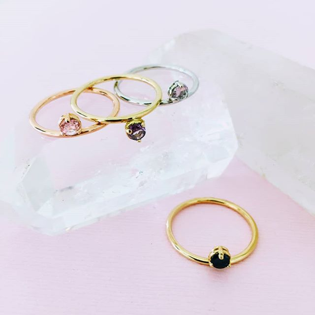 Unicorn Jewels x @jewelluxeco 🦄💎💜 These stackable Sapphire rings are 14k gold and to die for. Only a few left. DM for sizes, colors, and prices. Only available here or in person. Come see us at one of our popups and try on to your hearts content. We will be all around LA, check our FB page for event listings. . . . #shopping #shop #unicornjewels #unicorn #unicornlife #shoppingtime #shoppingaddict #shoppingtherapy #instashopping #happy #sapphirering  #igshopping #realgold #beaunicorn #jewelry #sterlingsilver #gold #pastel #imaunicorn #designerjewelry #musthave #pink #love