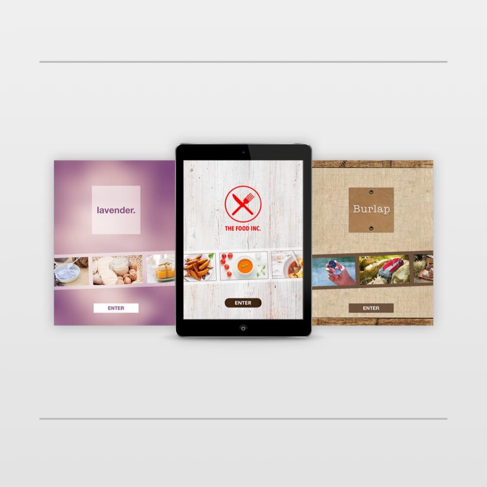App Marketplace: Split Screen