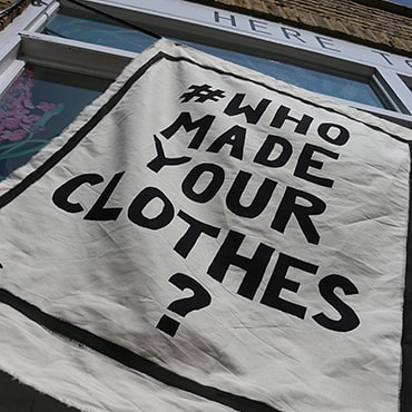 #whomademyclothes #fashionrevolution global movement calling for greater transparency in the fashion industry not only this week but all year round!!