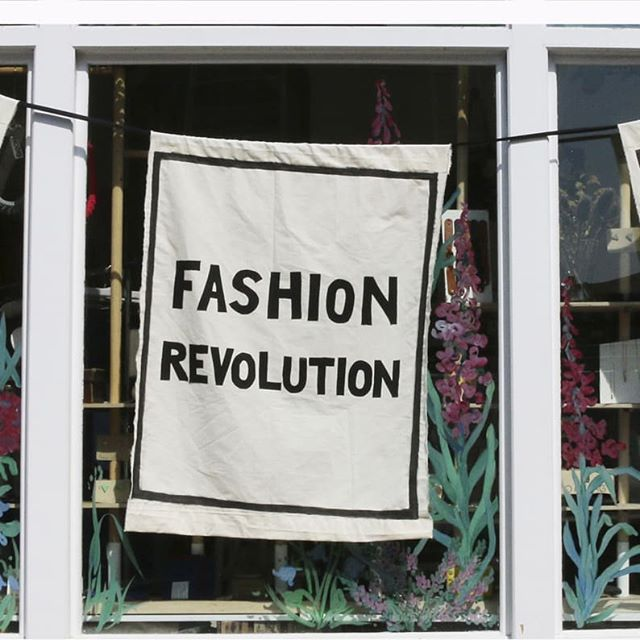 #fashionrevolution ask #whomademyclothes today tomorrow always!