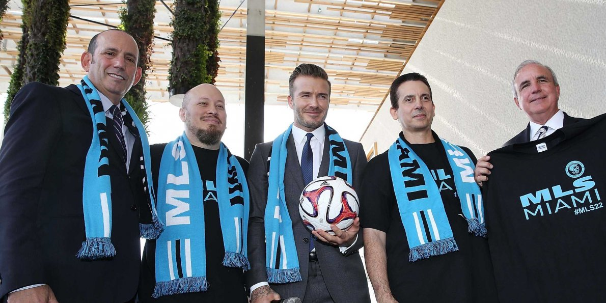 David Beckham is likely to open his Miami 'franchise' in the near future, but he won't 'own' it in the same way that a European (or Chinese) owner might