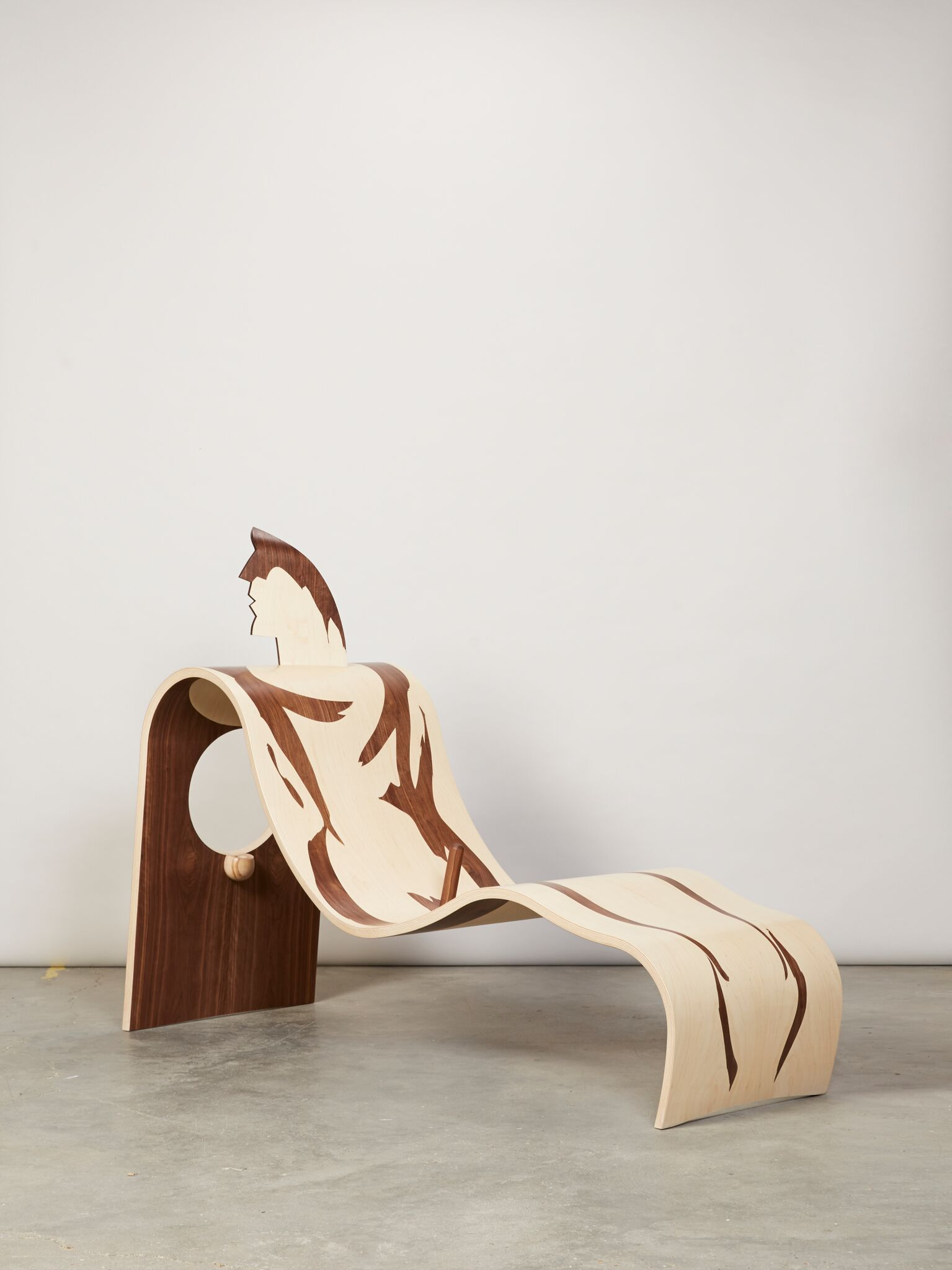 Hole Chair  -  Lola Lely X Allen Jones - Sir Terence Conran & AHEC