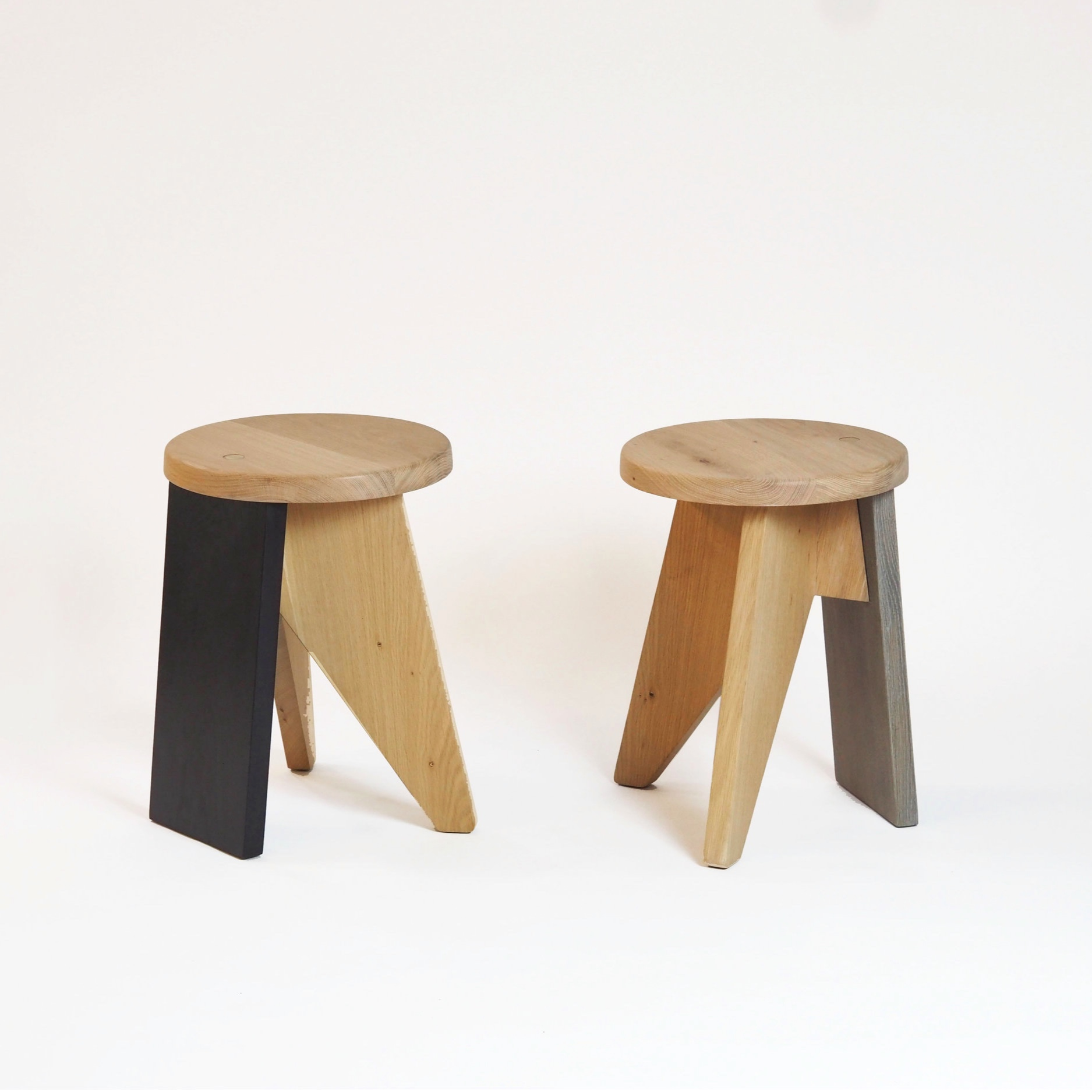 Boro Stool  -  The New Craftsmen