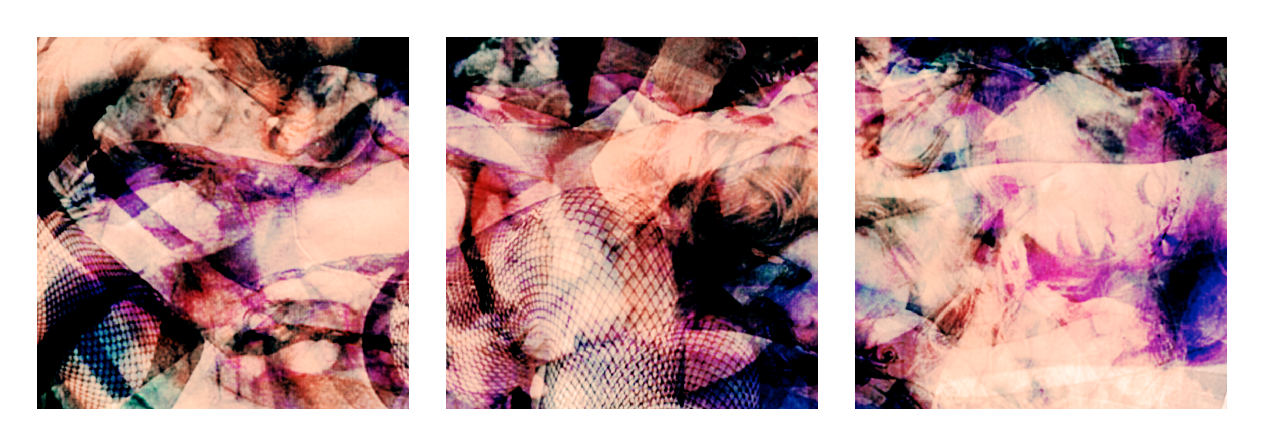 Overdose 18.1-3 (Triptych), 2008