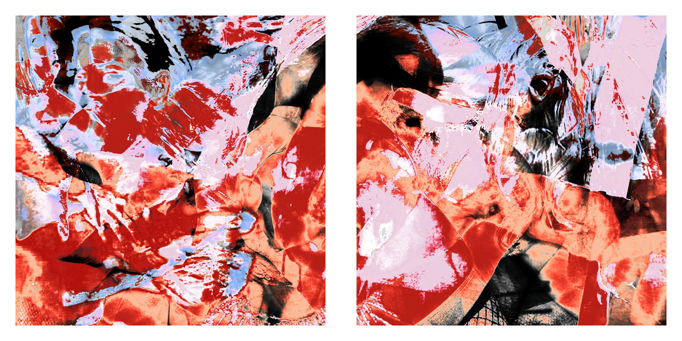 Overdose 2.0 (Diptych) 01.1-2