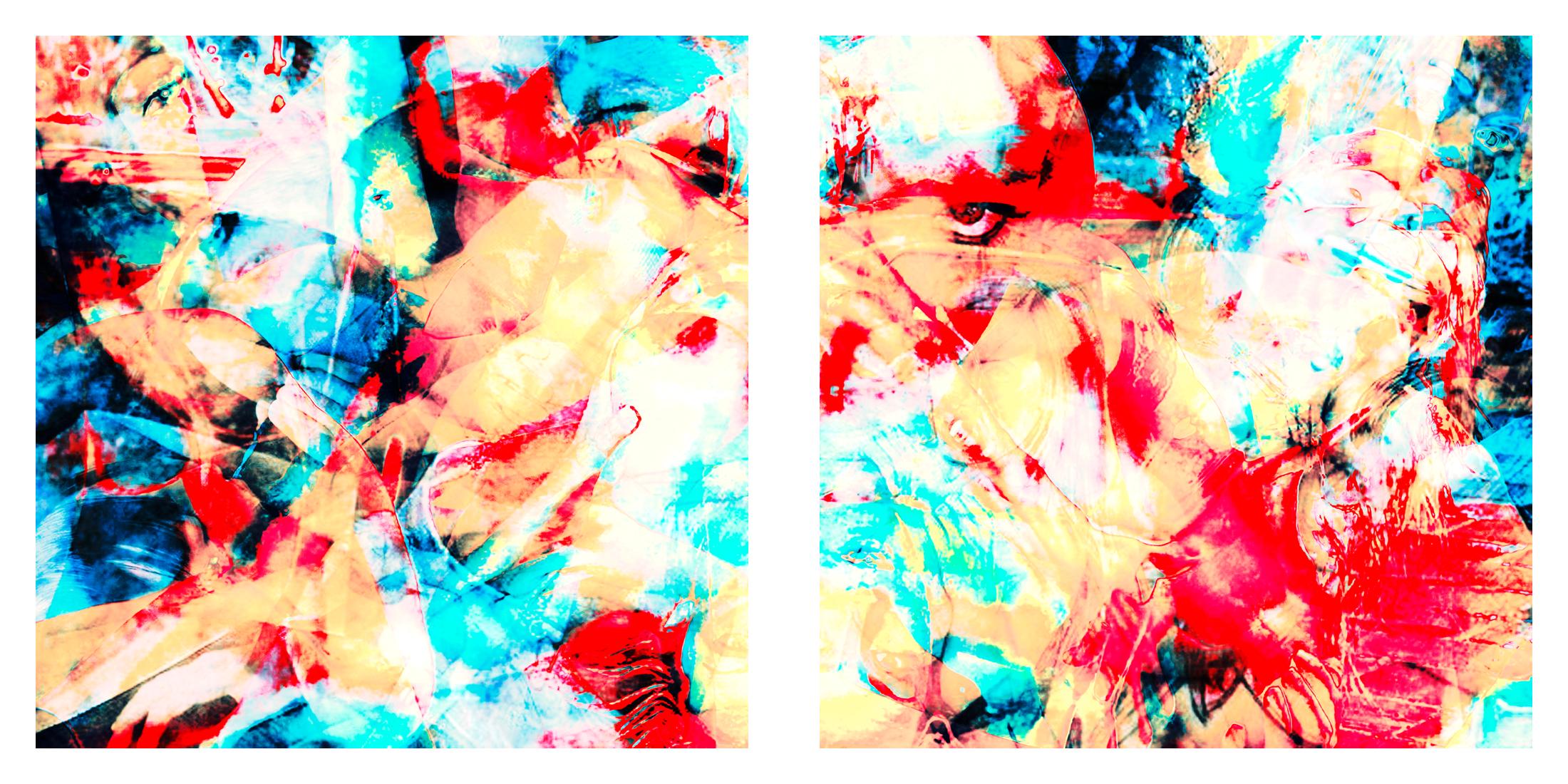 Overdose 2.0 (Diptych) 05.1-2