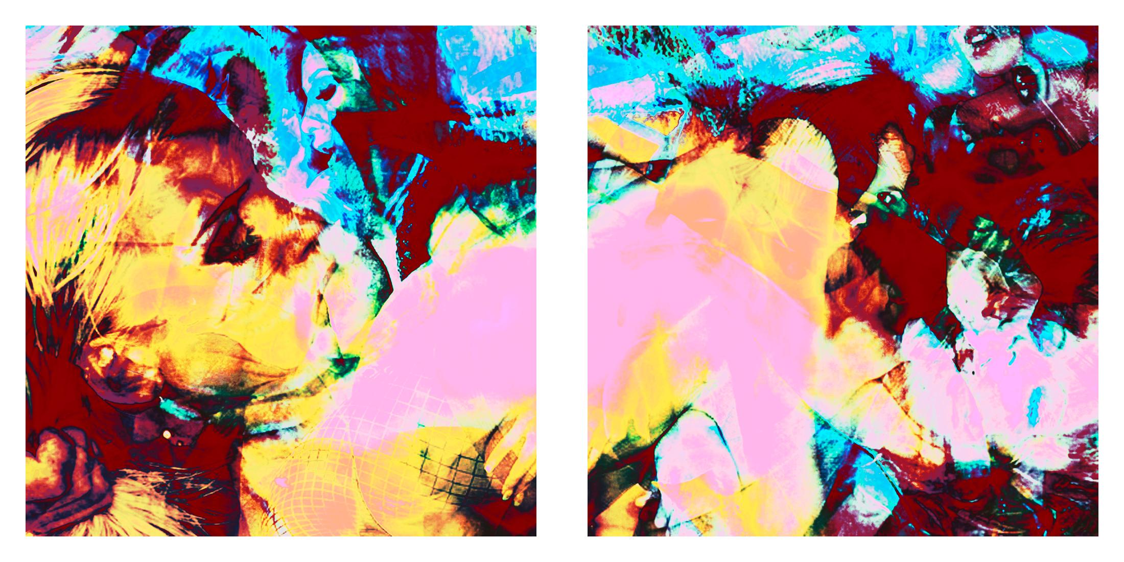Overdose 2.0 (Diptych) 06.1-2