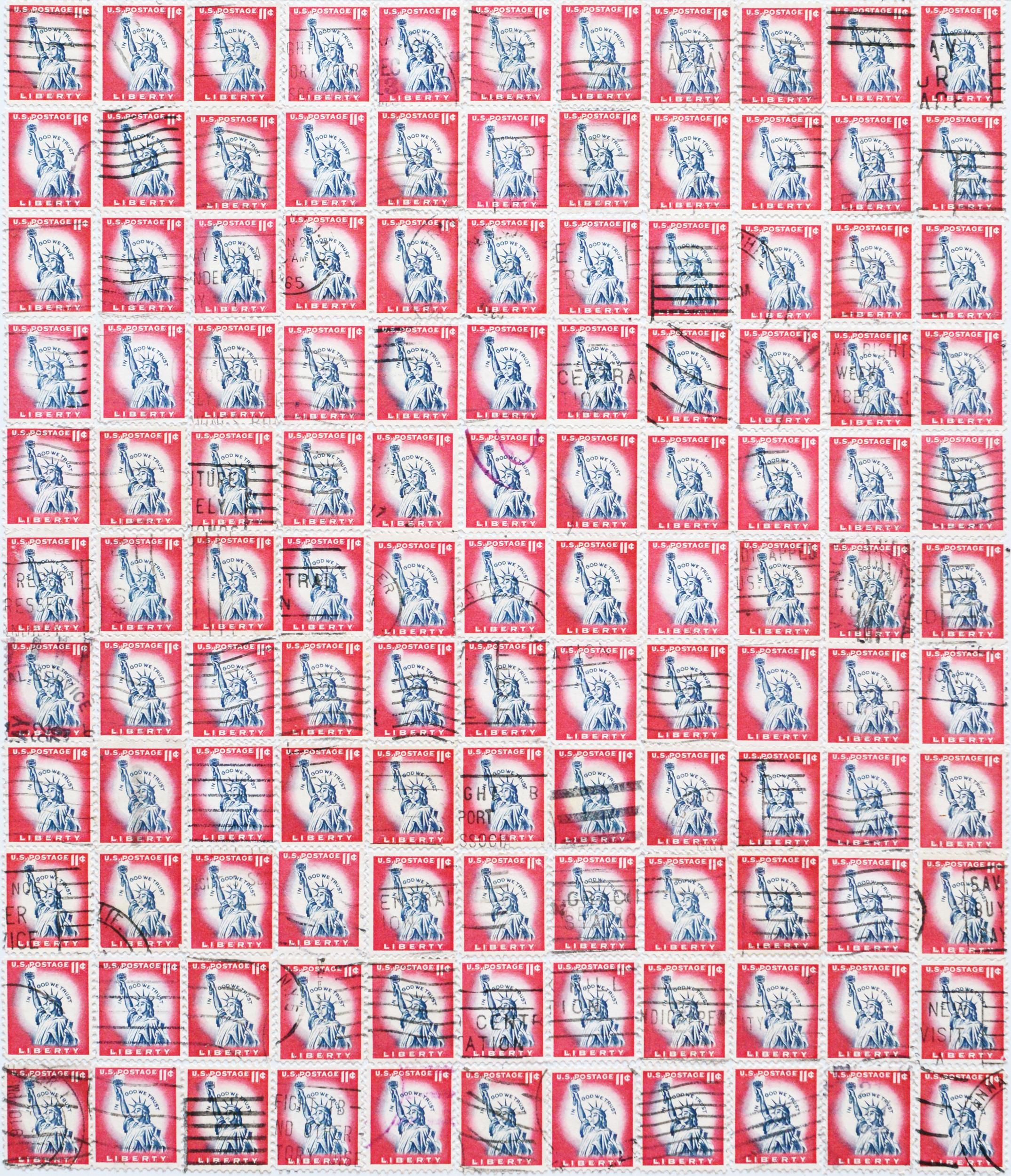 Liberty, 11 cents, 2013