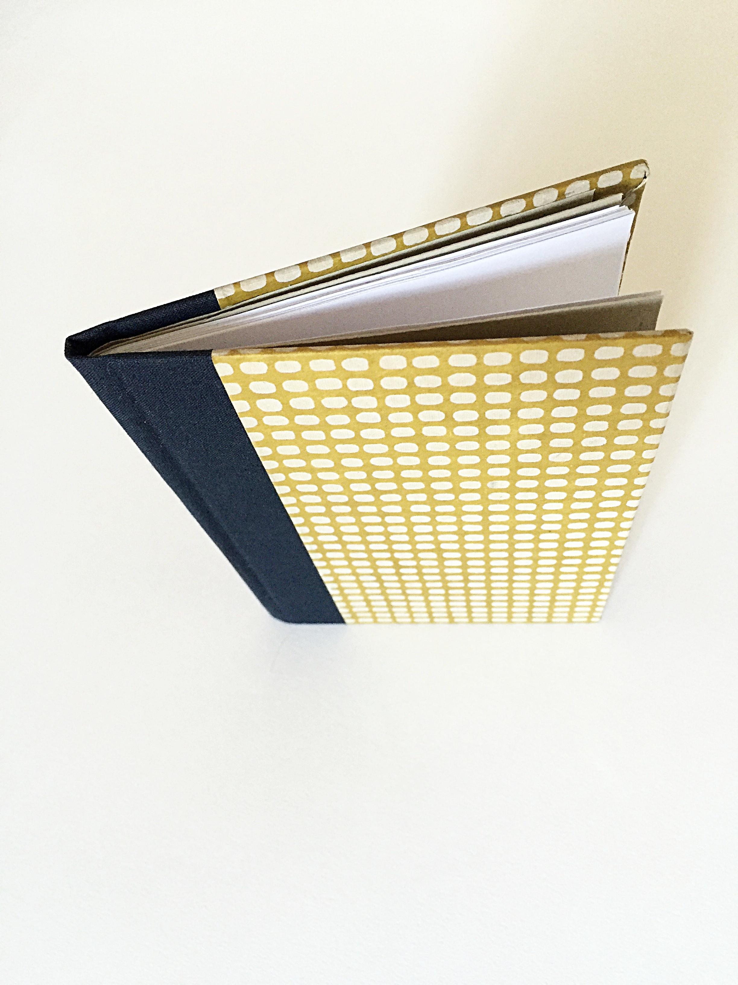 Hard-backed Single-section Binding