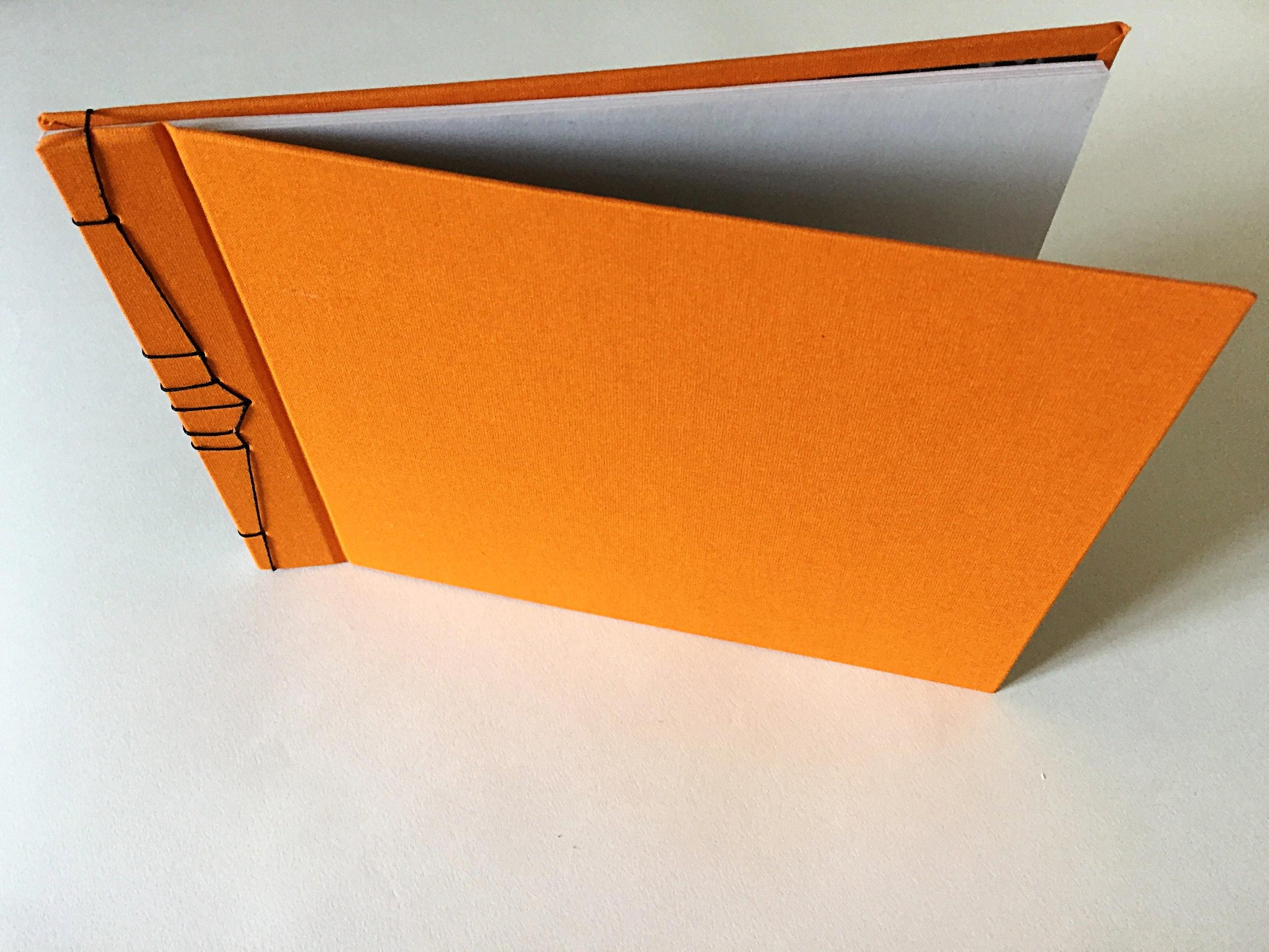 Japanese binding - Hard cover