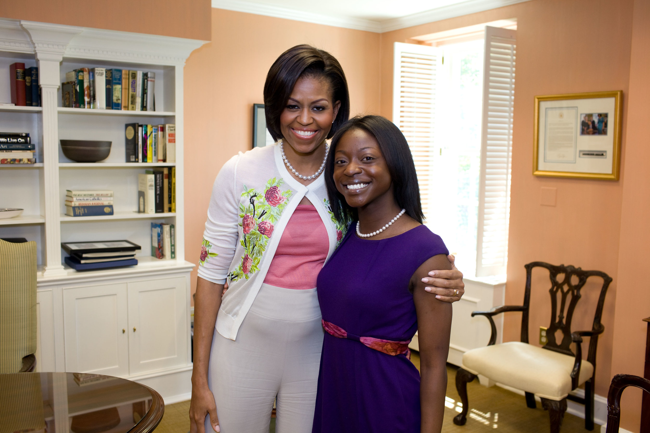 Over the past 10 years, I have built a global career. - During my career I have served as a Fulbright Scholar in Malaysia, worked in the Office of First Lady Michelle Obama in the White House, and worked on more than 6 different political campaigns as a communications consultant.