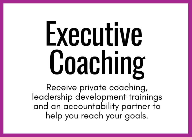 Work with me 1-on-1 for coaching on strategy, marketing and brand development for entrepreneurs who want direct feedback to help them reach their goals.