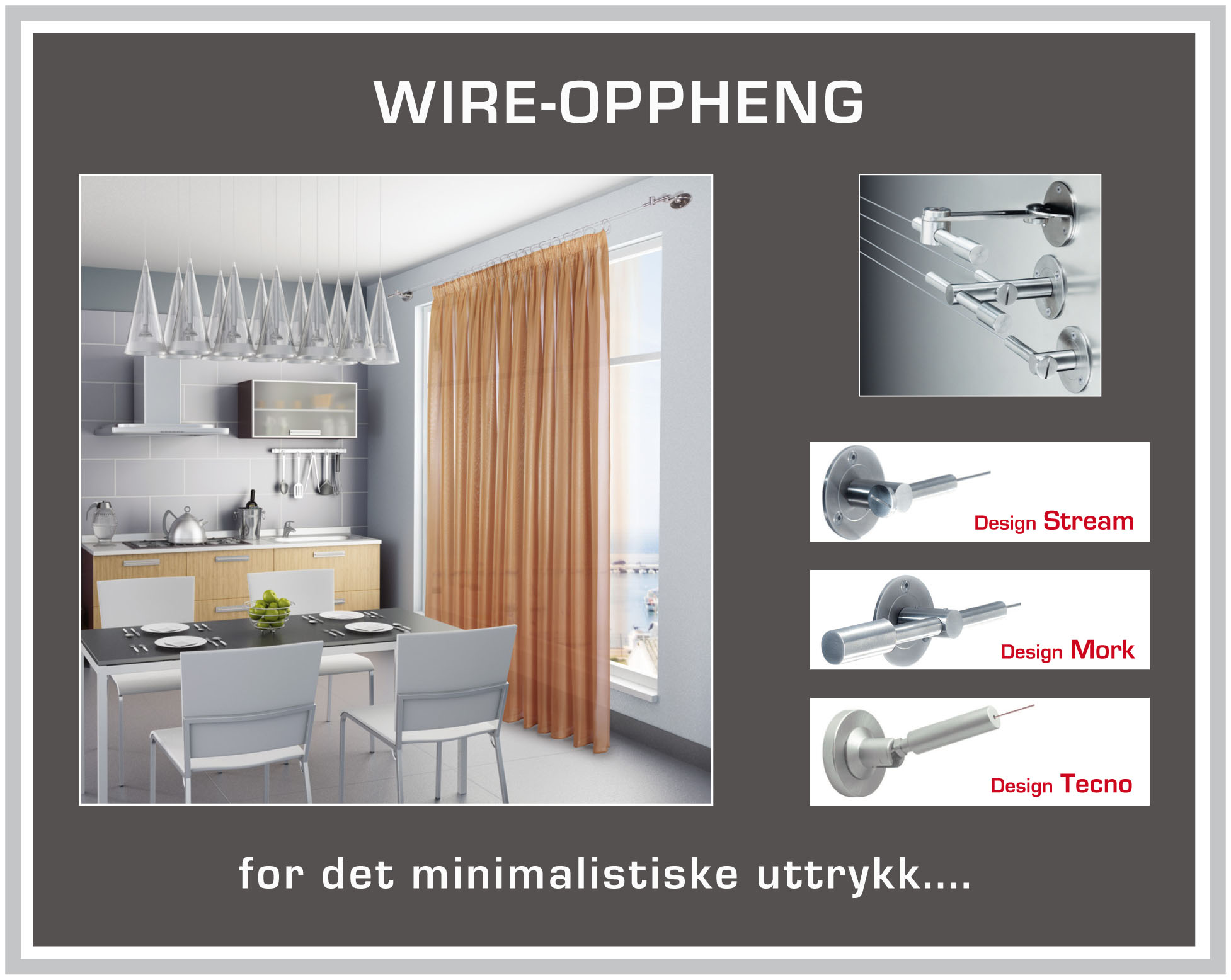 Wire-oppheng