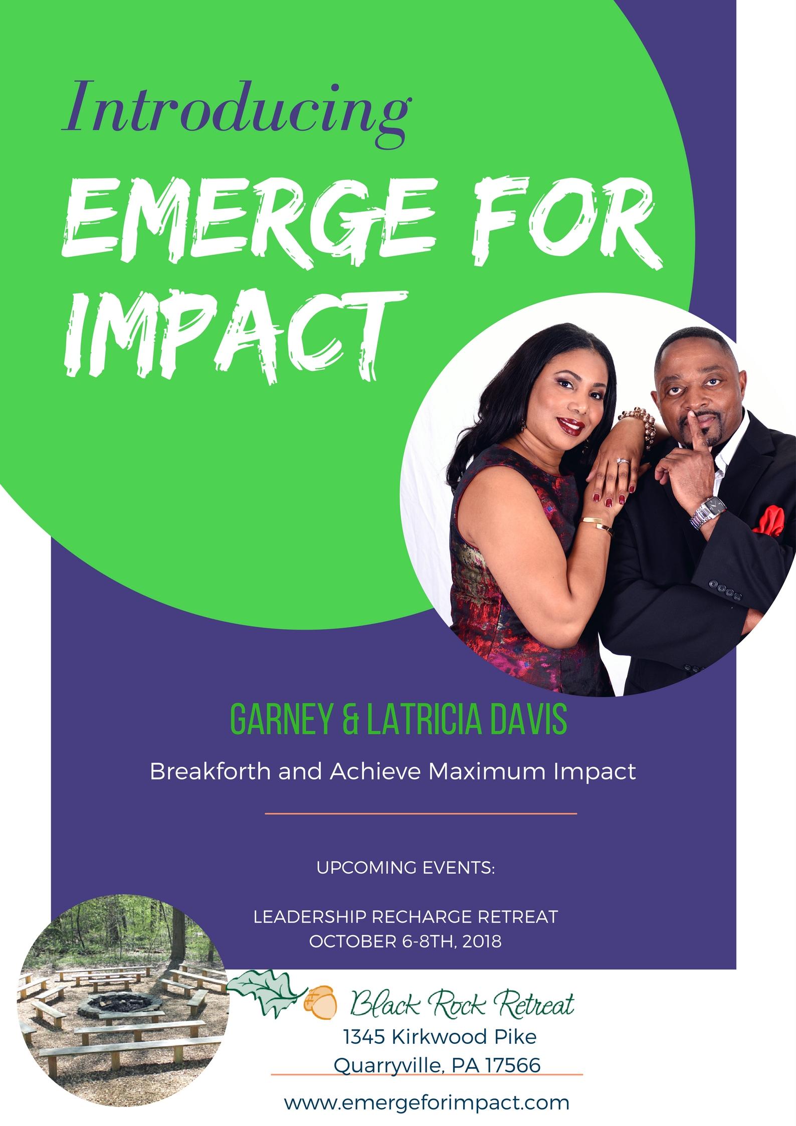 Emerge For Impact