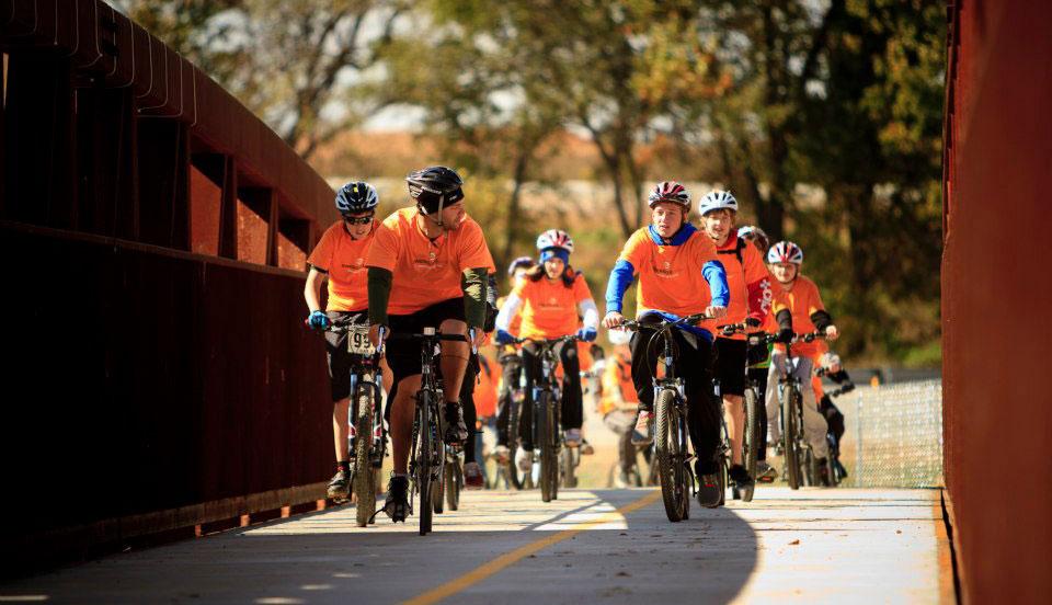 "Razorback Regional Greenway-""Bridge to the Future""- Rogers, Ar"
