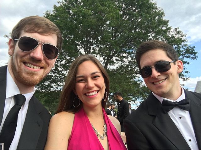 Had a blast celebrating Henry and Campbell's marriage in style and good company this weekend.  Low key shout out to Guy Lowell, love your work, man.