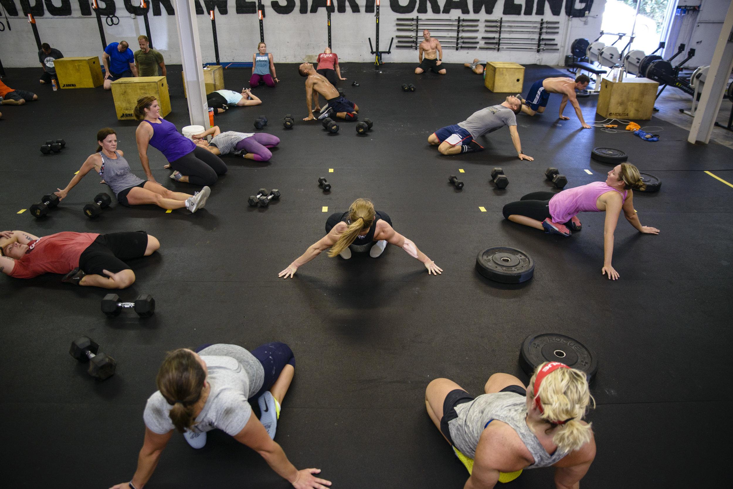 CrossFit Rhema