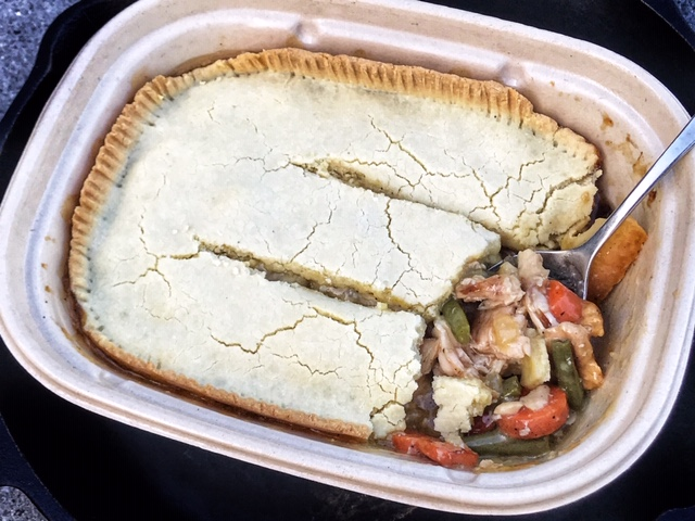 The Fittest Chicken Pot Pie