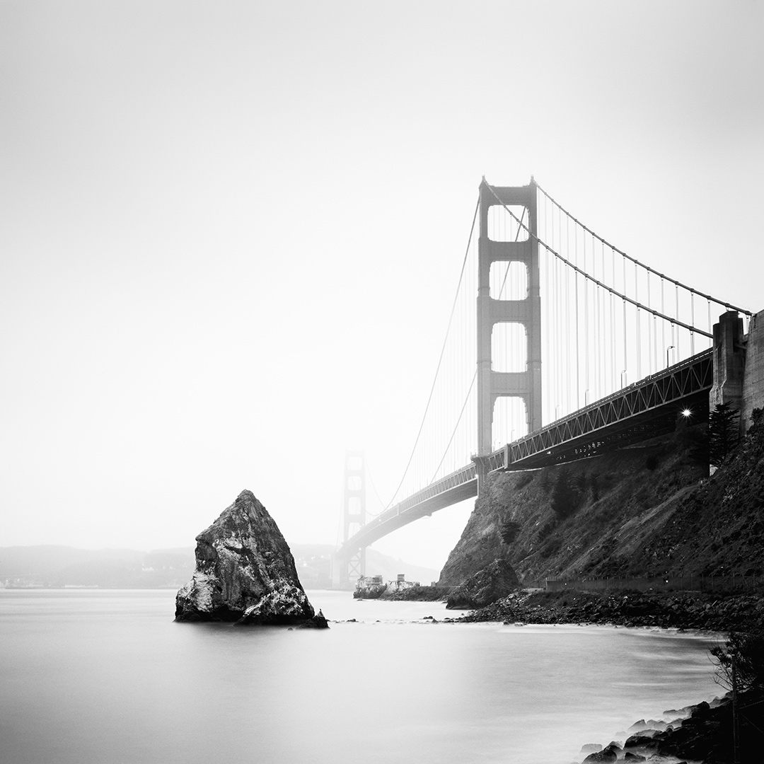 Golden Gate Study #14, CA, USA 2015 - No.: 11634