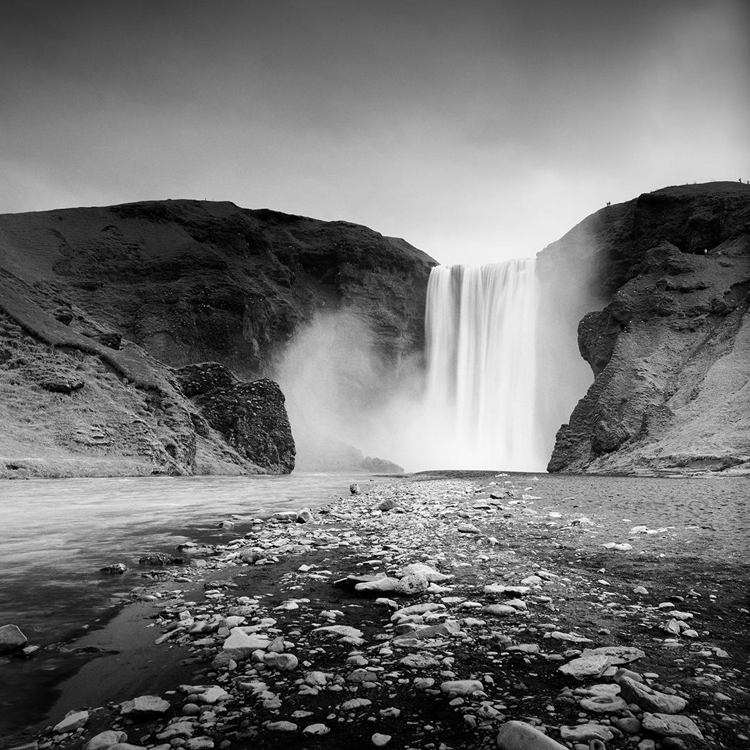 25x60 Skogafoss Study #3, Iceland 2011 - No.: 11138