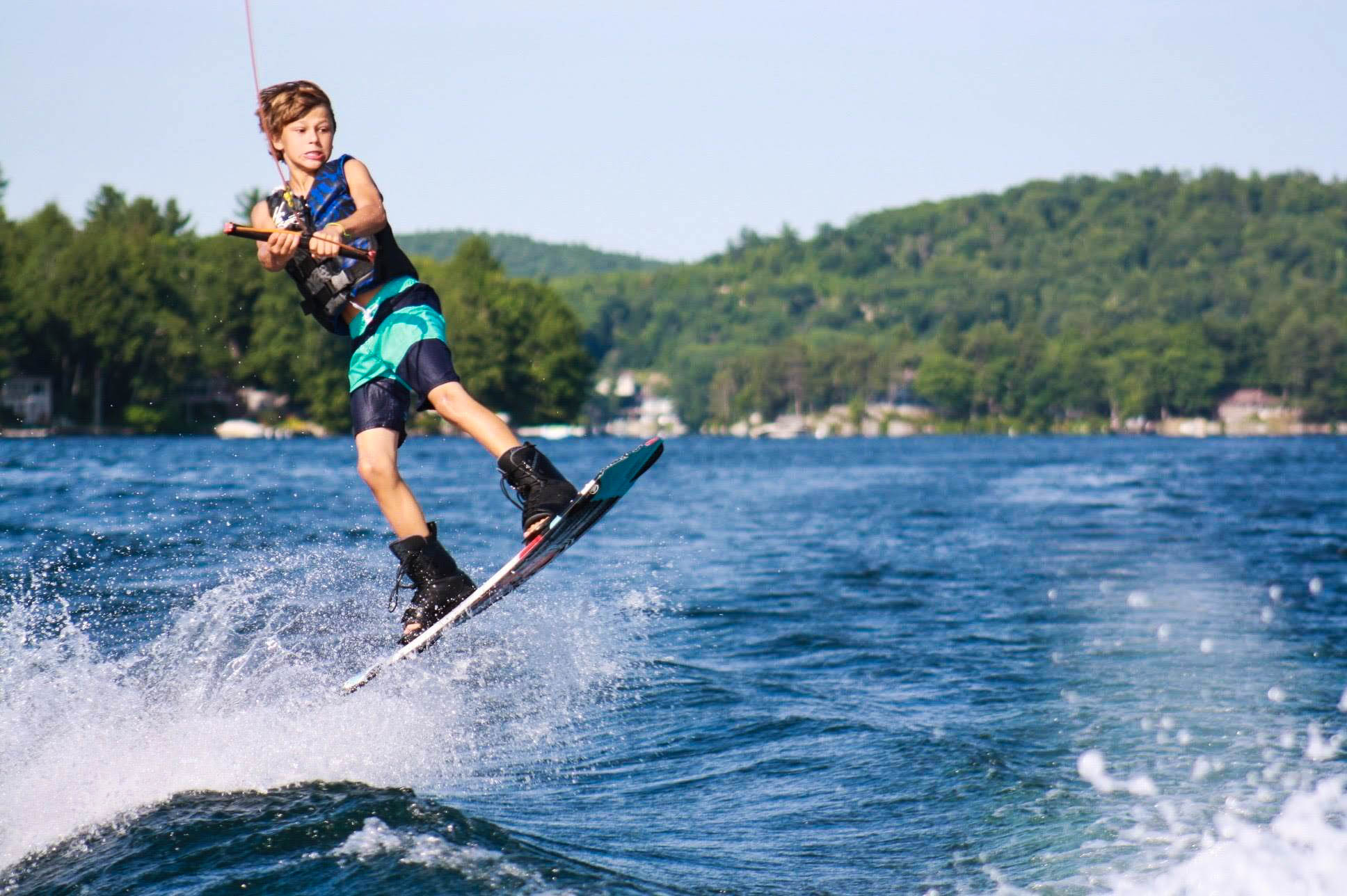 Wakeboard Lessons New Hampshire