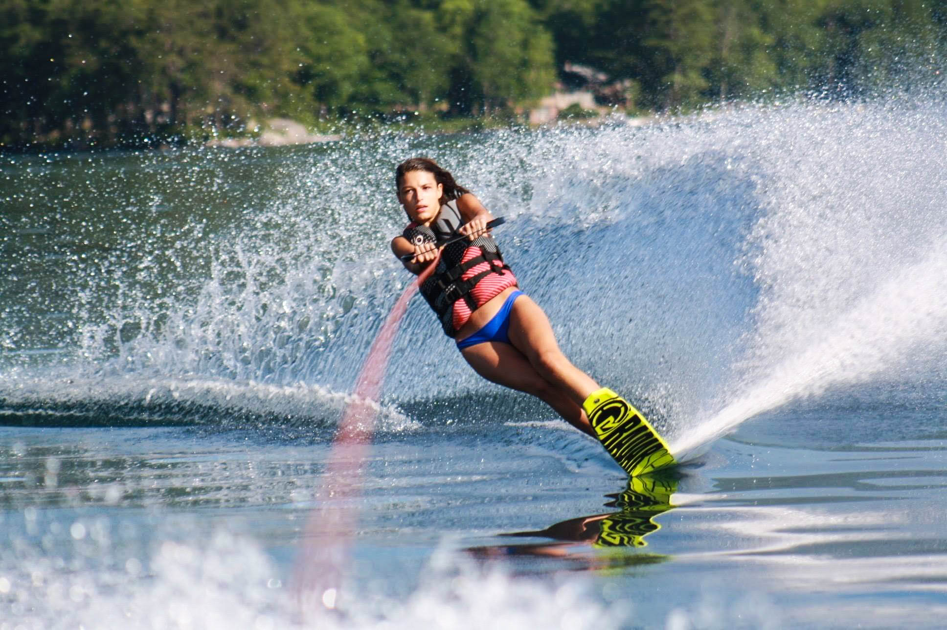 Waterski Lessons New Hampshire