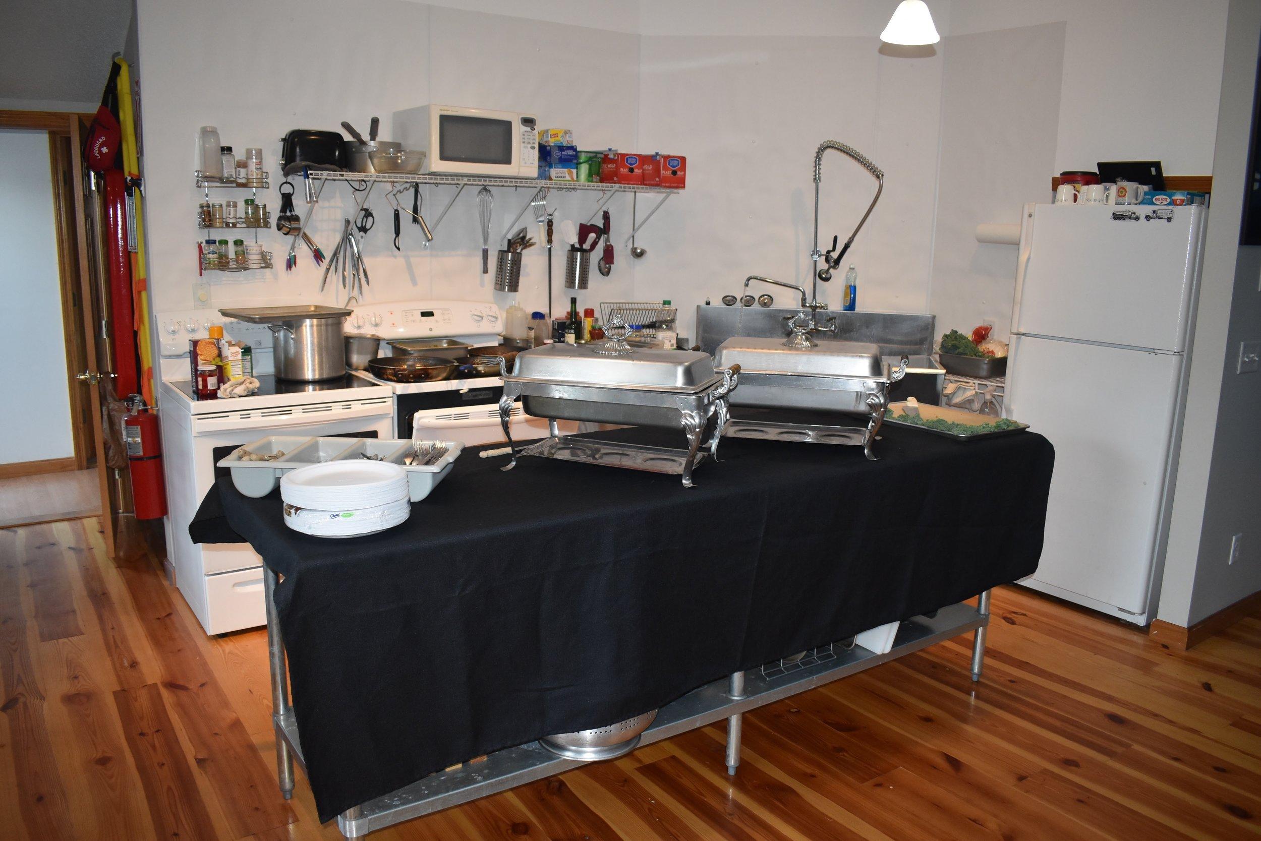 Property Rental Kitchen