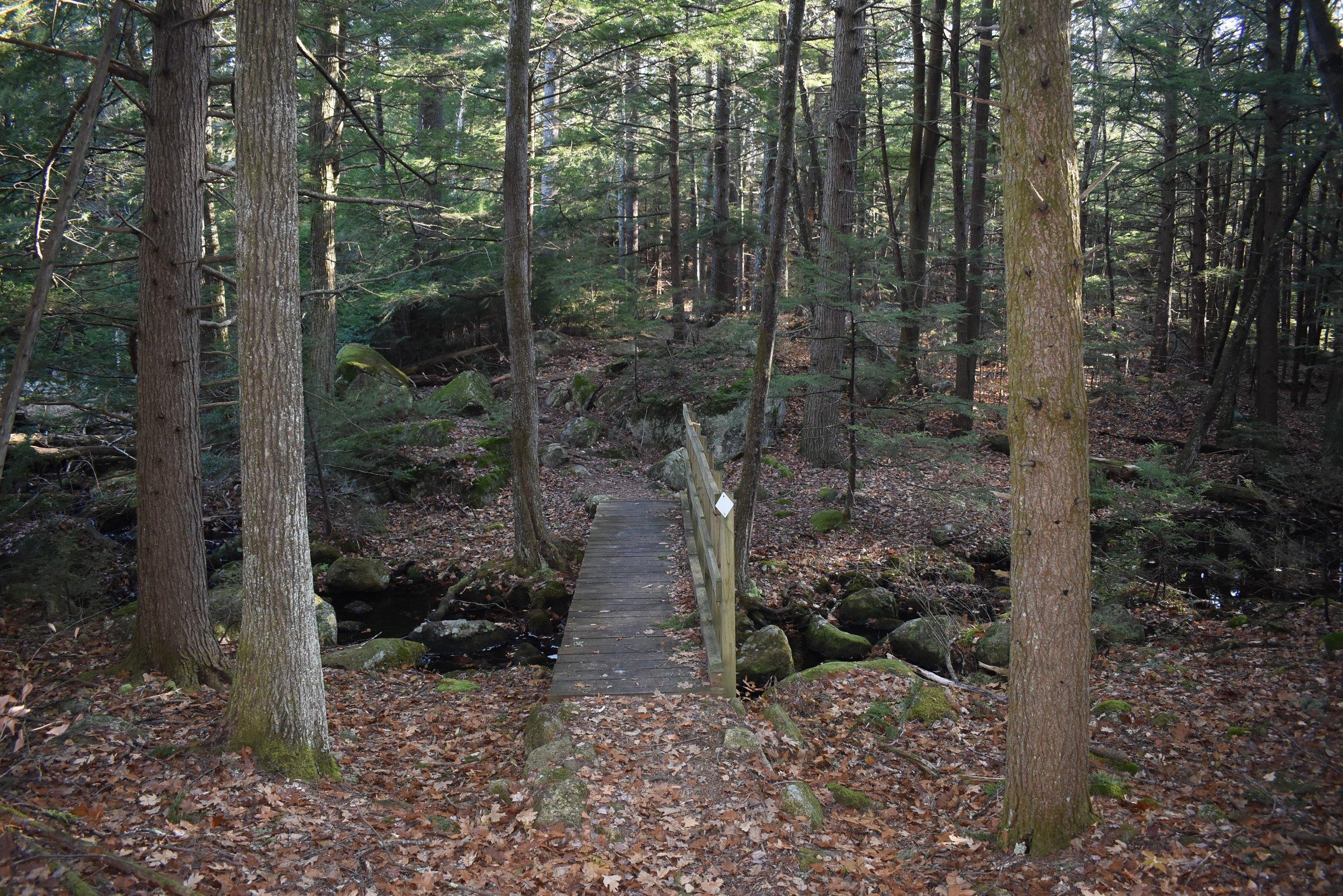 An insurmountable stream.